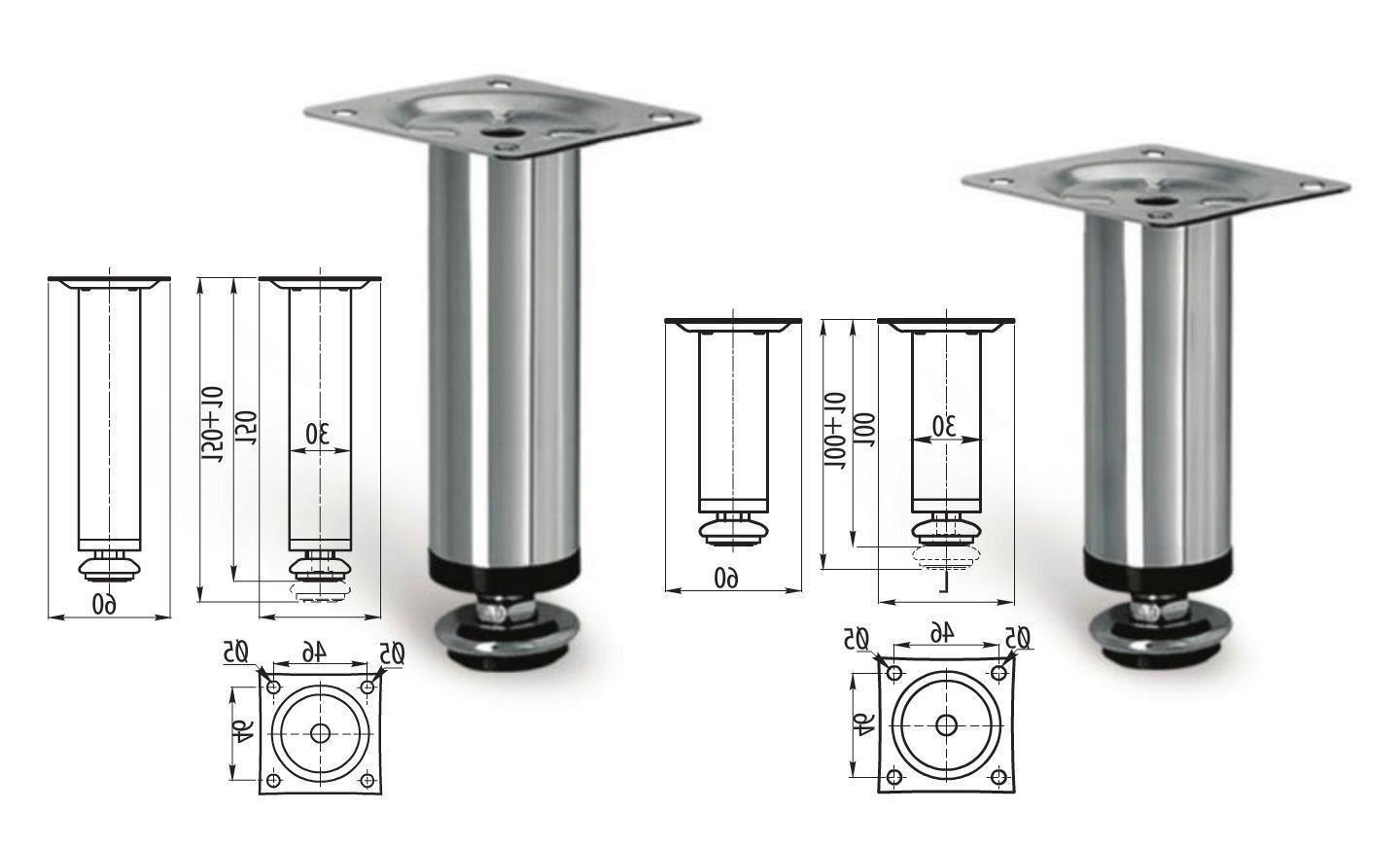 Recent How Adjustable Kitchen Cabinet Legs Can Increase Your With Regard To Sofas With Adjustable Legs (View 7 of 15)