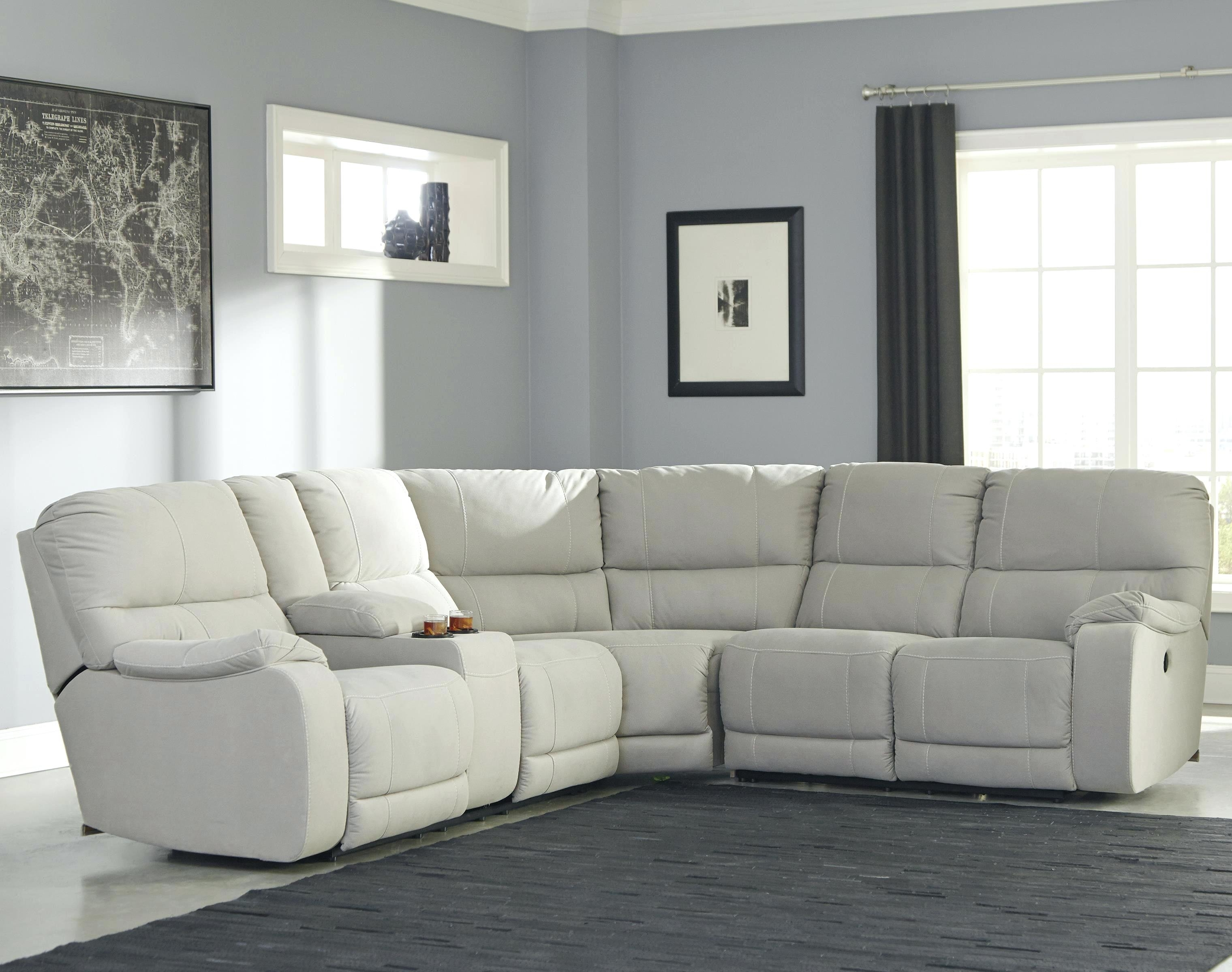 Recent Jedd Fabric Reclining Sectional Sofas Inside Power Reclining Sectional Sofa – Stjames (View 11 of 15)