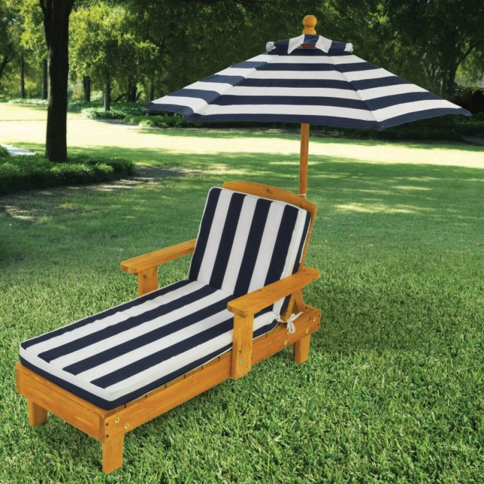 Recent Kidkraft Chaise Lounges Regarding Kids Chaise Lounge Chairs For Outdoor (View 2 of 15)
