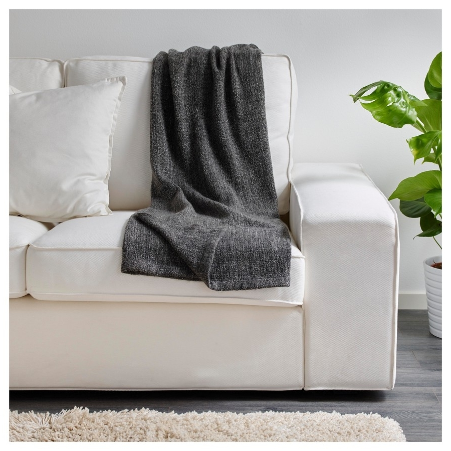 Recent Large Sofa Chairs With Blanket Design : Stunning Cotton Throws For Sofas And Chairs (View 15 of 15)