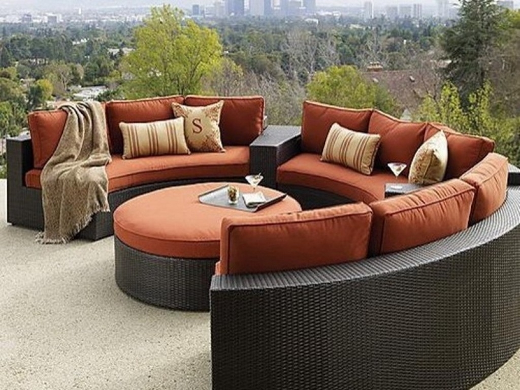 Recent Naples Fl Sectional Sofas Regarding Patio : Outdoor Sectional Furniture Sale L Shaped Outdoor Sofa (View 13 of 15)