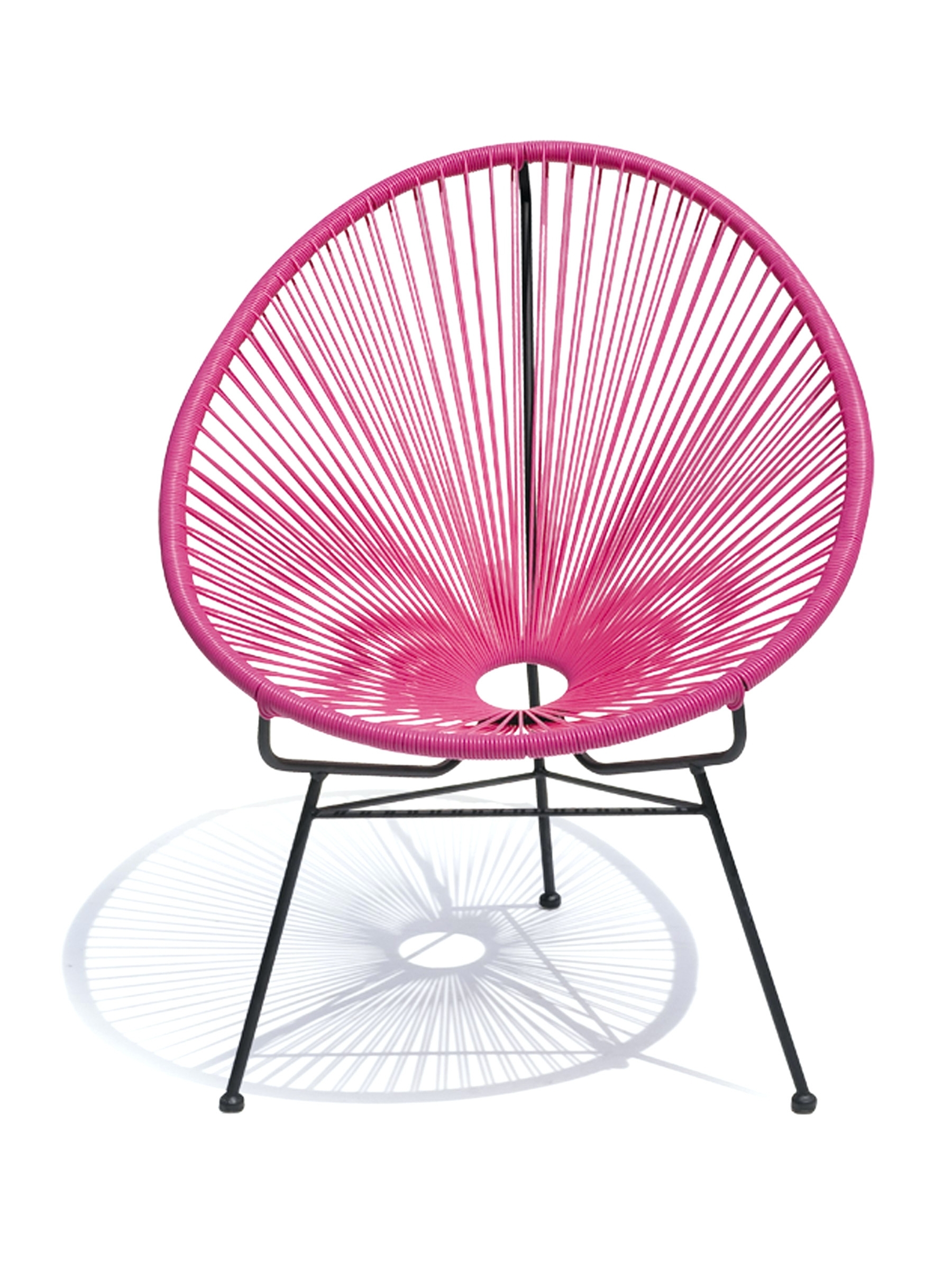 Recent Pink Beach Lounge Chair • Lounge Chairs Ideas Throughout Hot Pink Chaise Lounge Chairs (View 10 of 15)