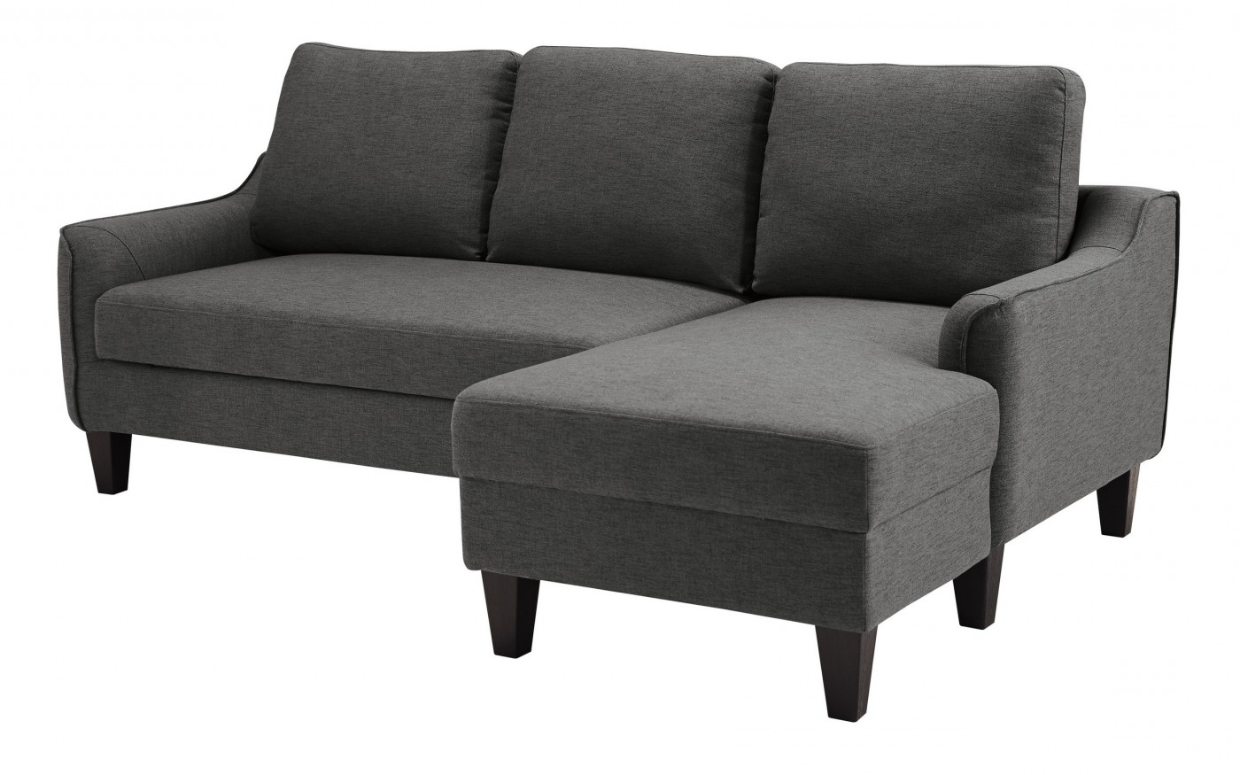 Recent Signature Designashley Jarreau Gray Sofa Chaise Sleeper In Gray Sofa With Chaise (View 15 of 15)