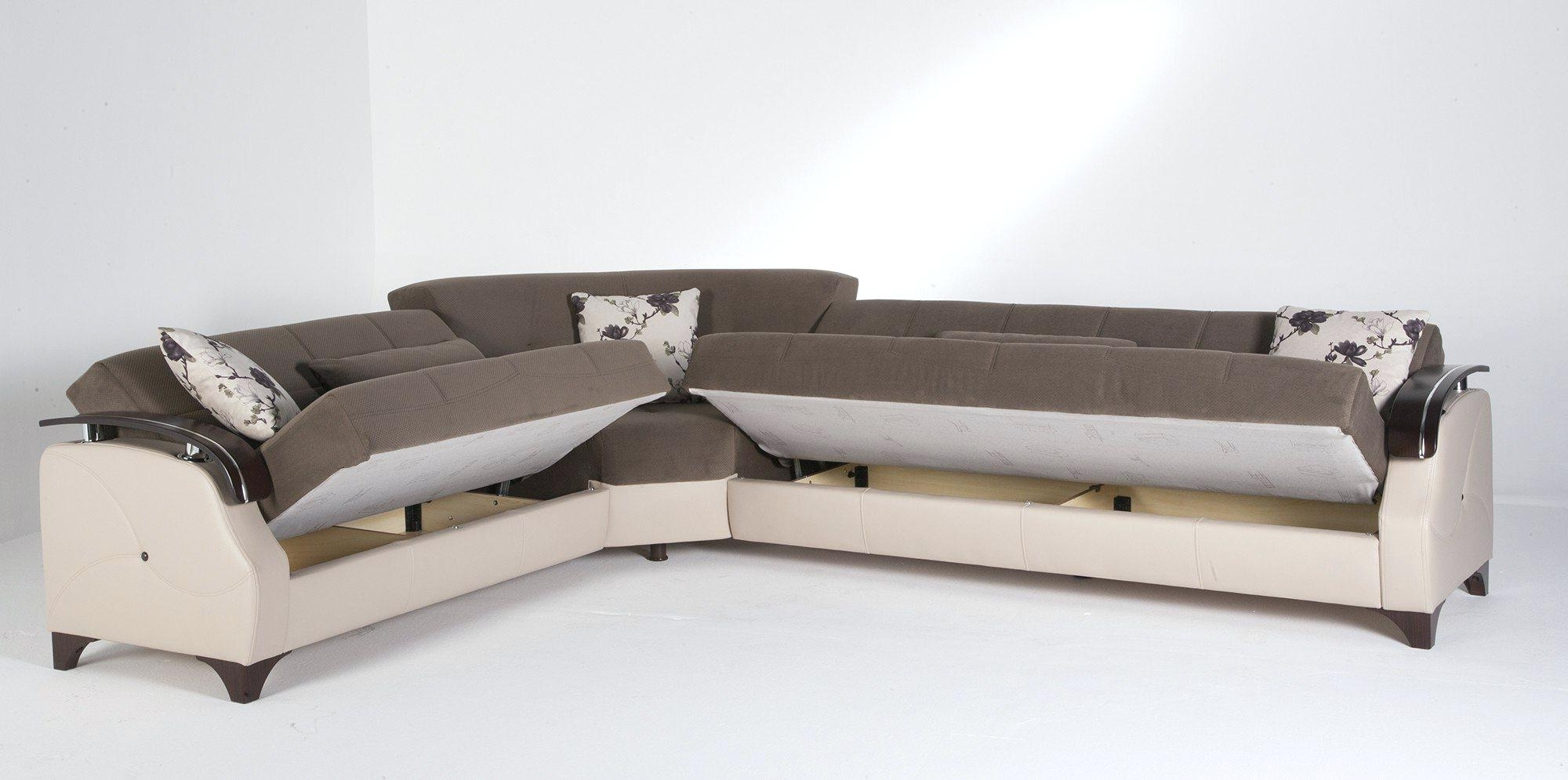 Recent Sleeper Sectionals Couches For Sale At Makro Sectional With In Reversible Chaise Sectionals (View 11 of 15)