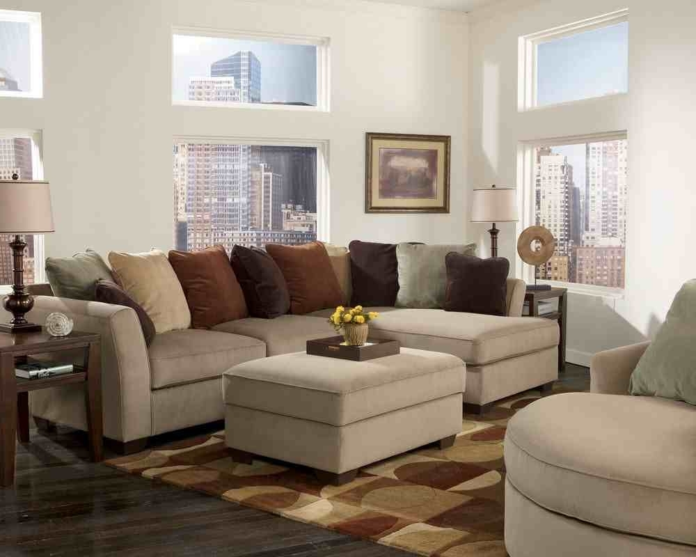 Recent Small Room Design: Sectional Sofa In Small Living Room Sectional For With Regard To Sectional Sofas For Small Rooms (View 6 of 15)