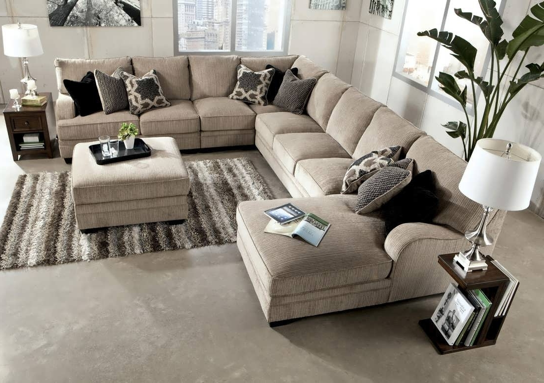 Recent Sofa : Best Sectional Sofa Small Chaise Sofa Extra Large Sectional Intended For Large Chaises (View 10 of 15)