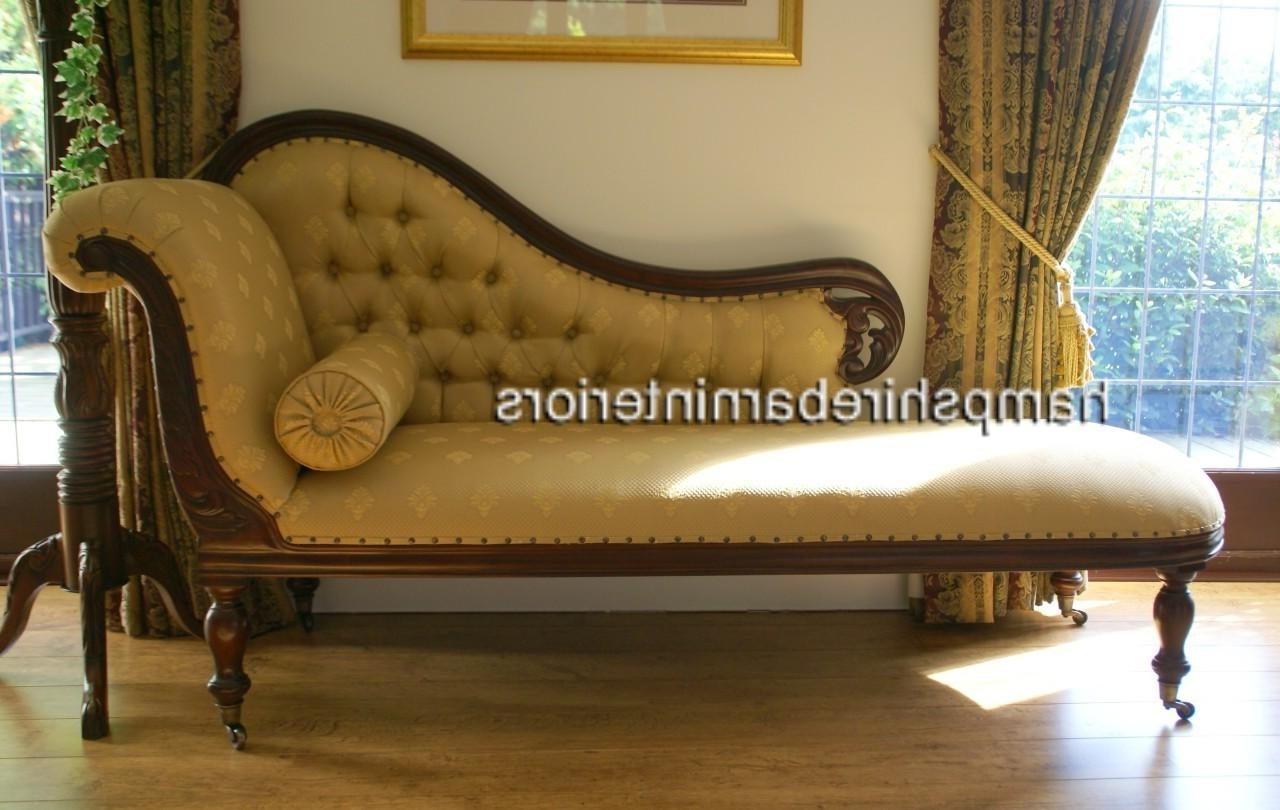 Recent Stunning Victorian Chaise Longue Images – Joshkrajcik Intended For Victorian Chaises (View 5 of 15)