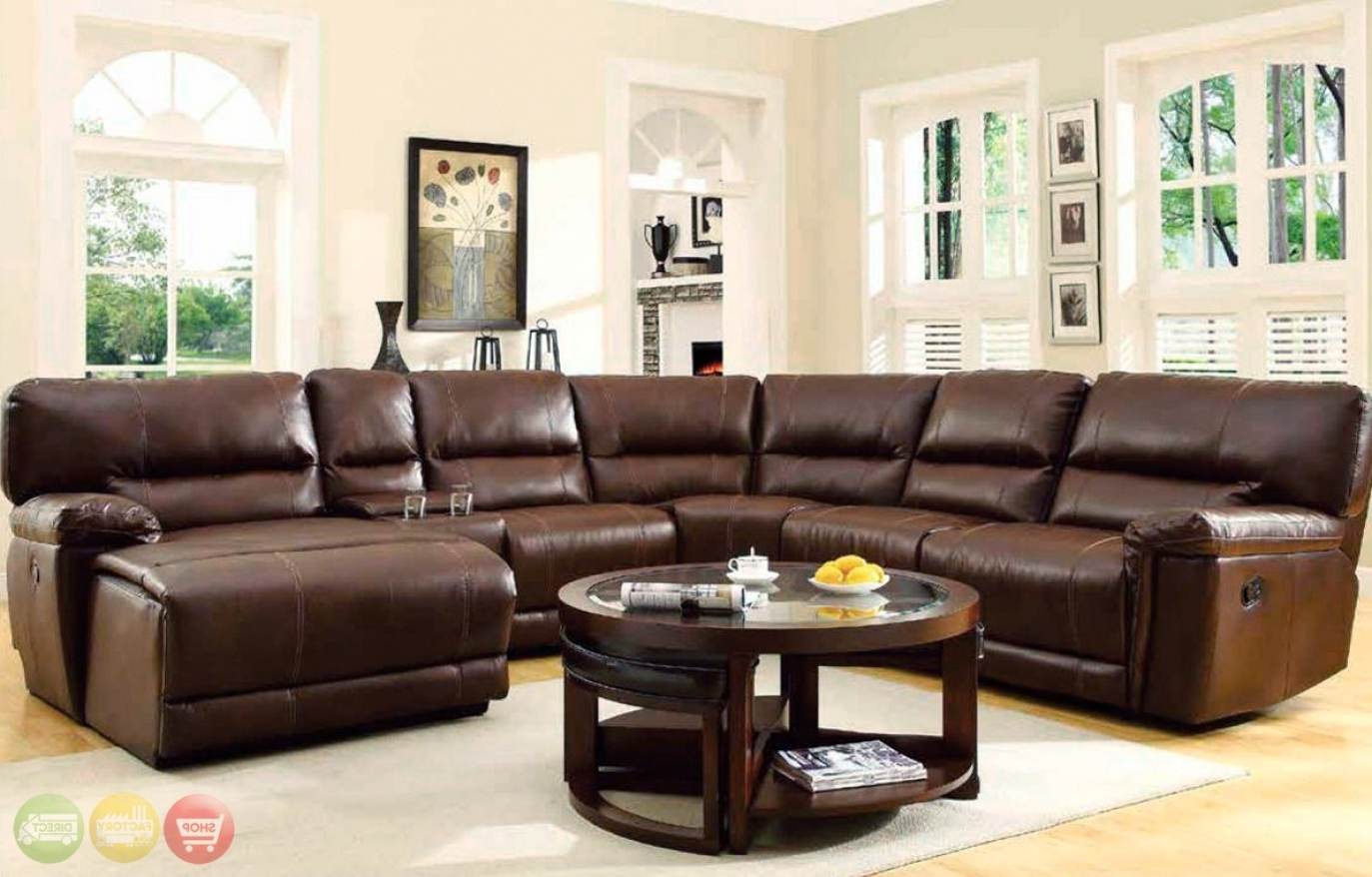 Recliner : Ideal Sectional Sofa With Recliner Leather Hypnotizing In Well Known Sectional Sofas At Bangalore (View 10 of 15)