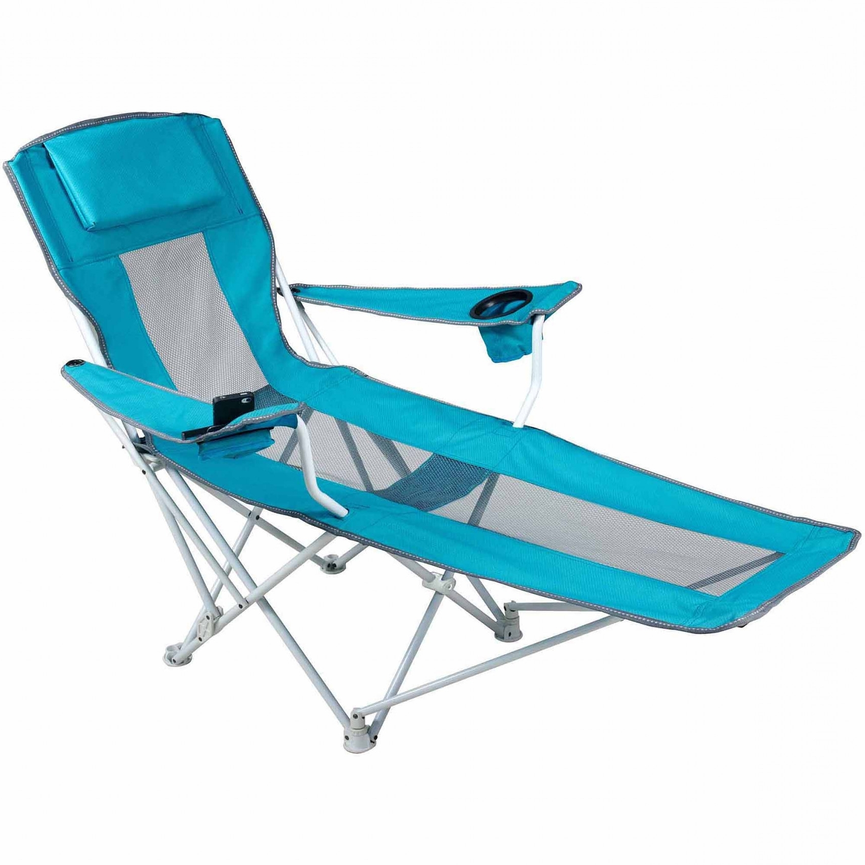 Reclining Beach Chairs In (View 9 of 15)