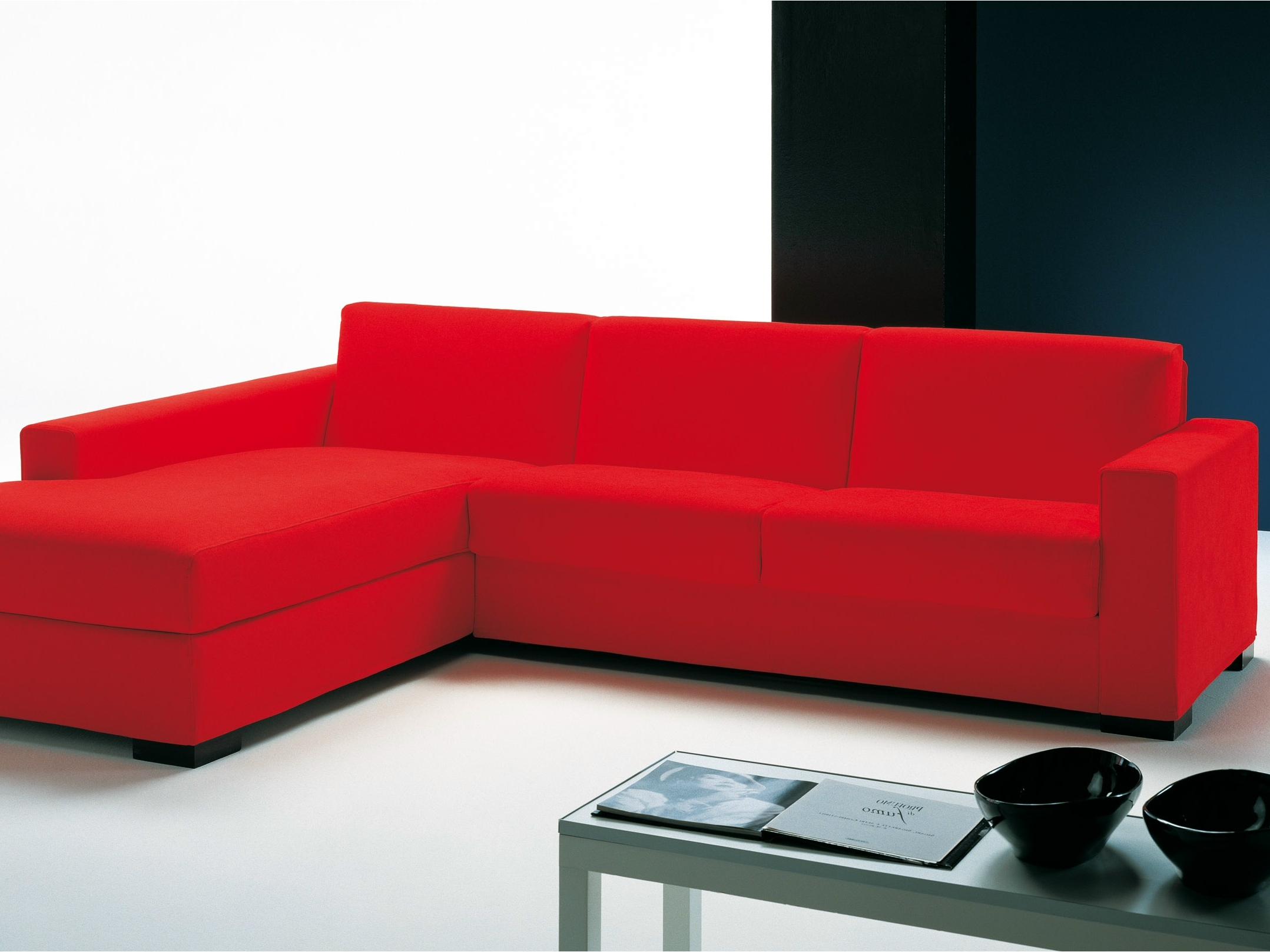 Red Sleeper Sofas With Favorite Image Of: Ikea L Shaped Sofa Bed (View 12 of 15)
