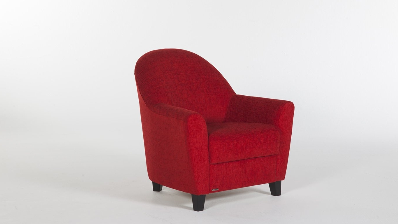 Red Sofa Chairs Pertaining To Well Known Fantasy Story Red Sofa & 2 Chairs Setsunset (View 9 of 15)
