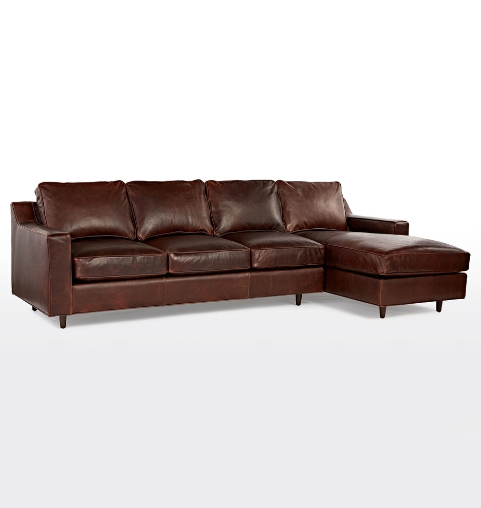 Rejuvenation With Regard To Leather Sofas With Chaise (View 11 of 15)