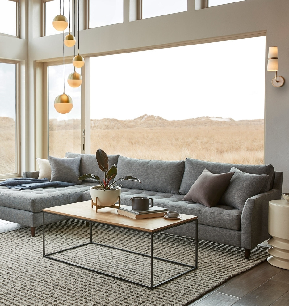 Rejuvenation With Regard To Most Current Sectional Sofa Chaises (View 14 of 15)