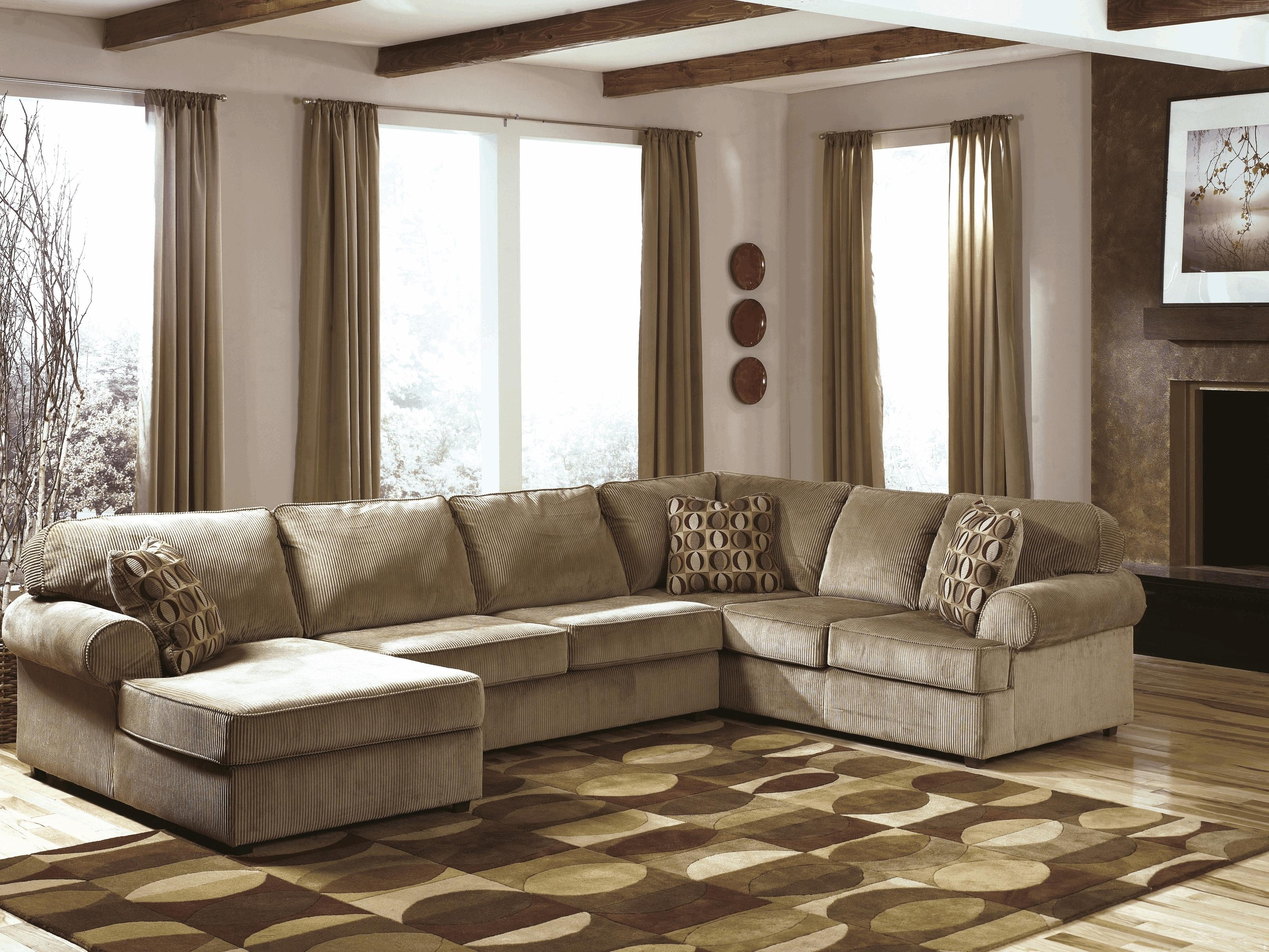 Restoration Hardware Sectional Sofas With Widely Used Decor Retro Leather Sofas And Tufted Sofa Chesterfield Sleeper (View 10 of 15)