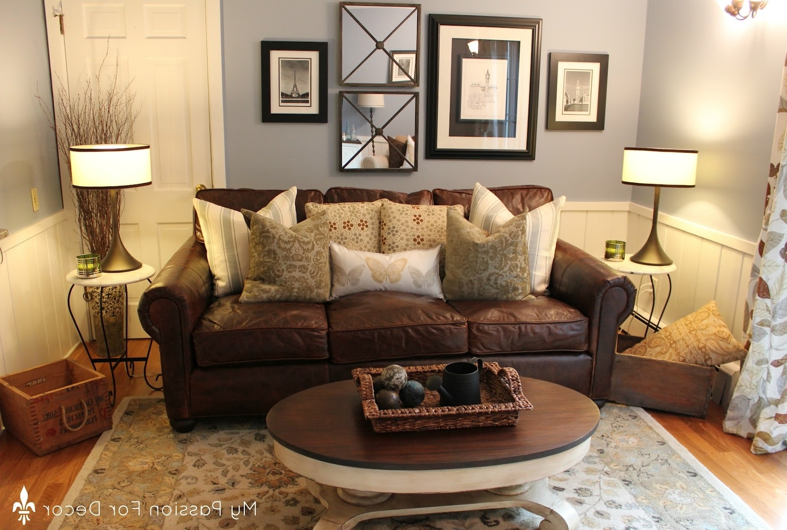 Restoration Hardware Sectional Sofas Within 2018 My Passion For Decor: Our New Addition! (View 9 of 15)