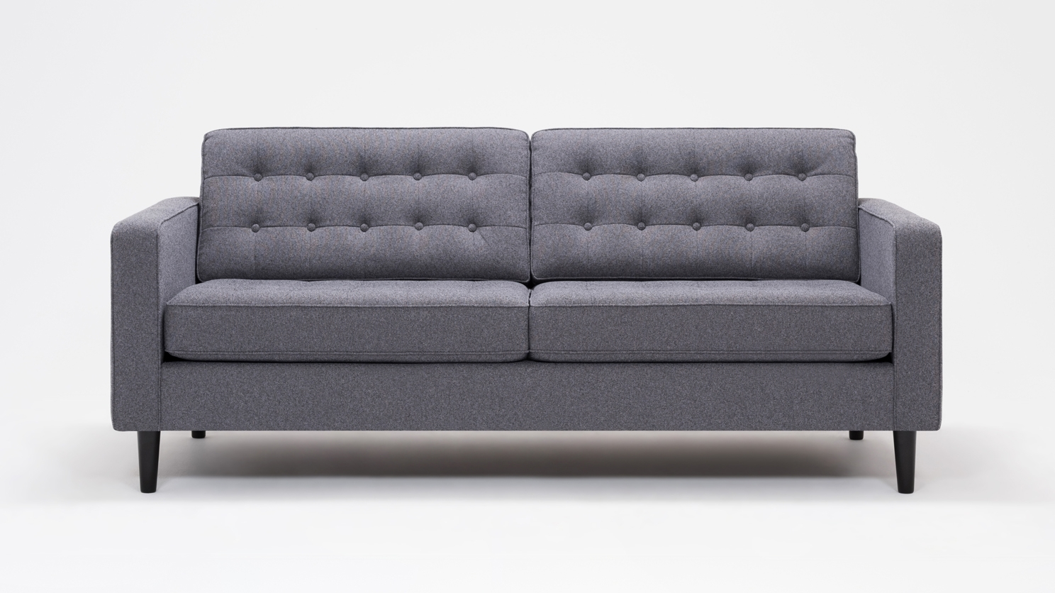Reverie Apartment Sofa – Fabric Throughout Apartment Sofas (View 12 of 15)