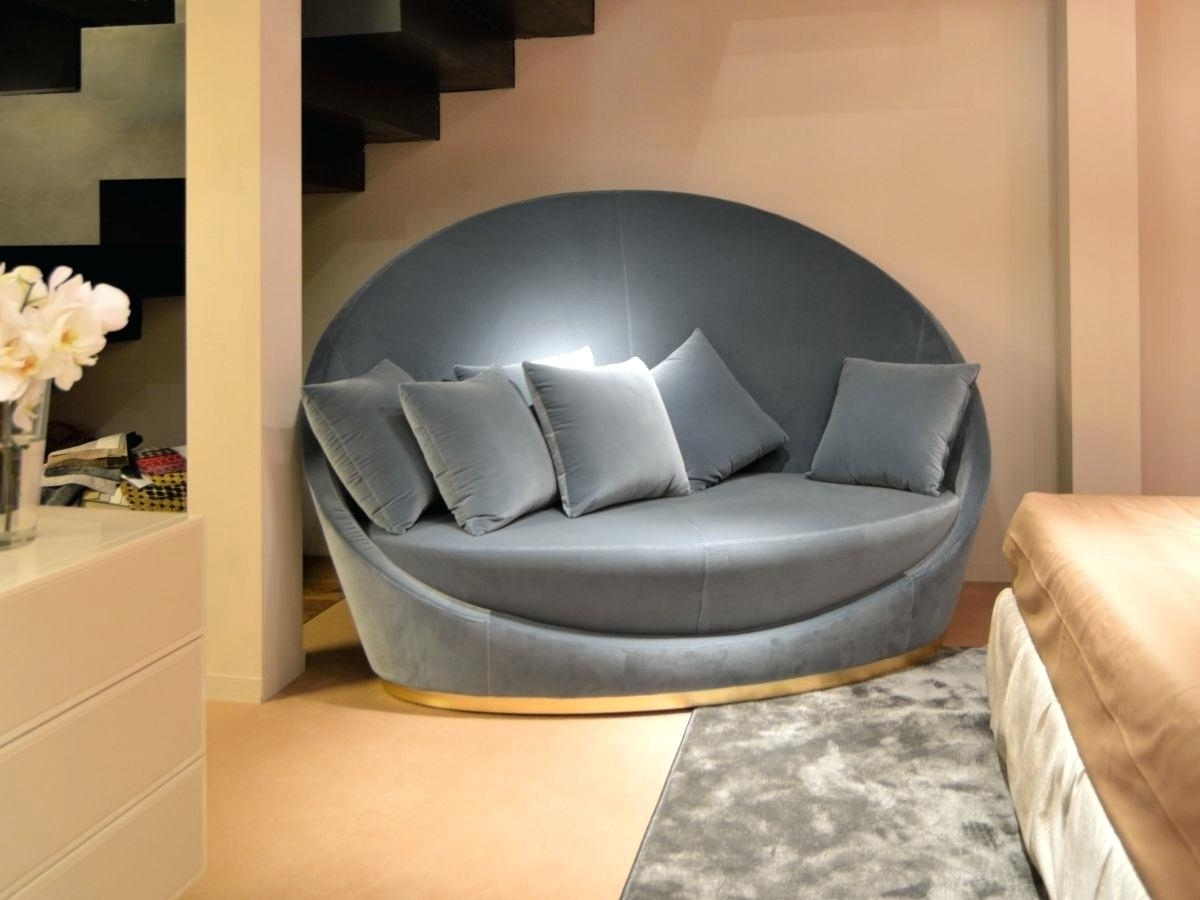 Rounded Sofas Regarding Well Liked Circular Sofa Sa For Sale Round Chair Dfs Sofas Living Room (View 5 of 15)