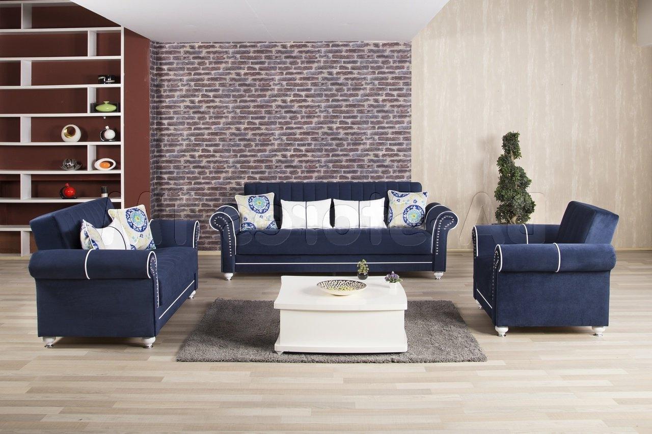 Royal Blue, Sofa Set And Royals (View 14 of 15)