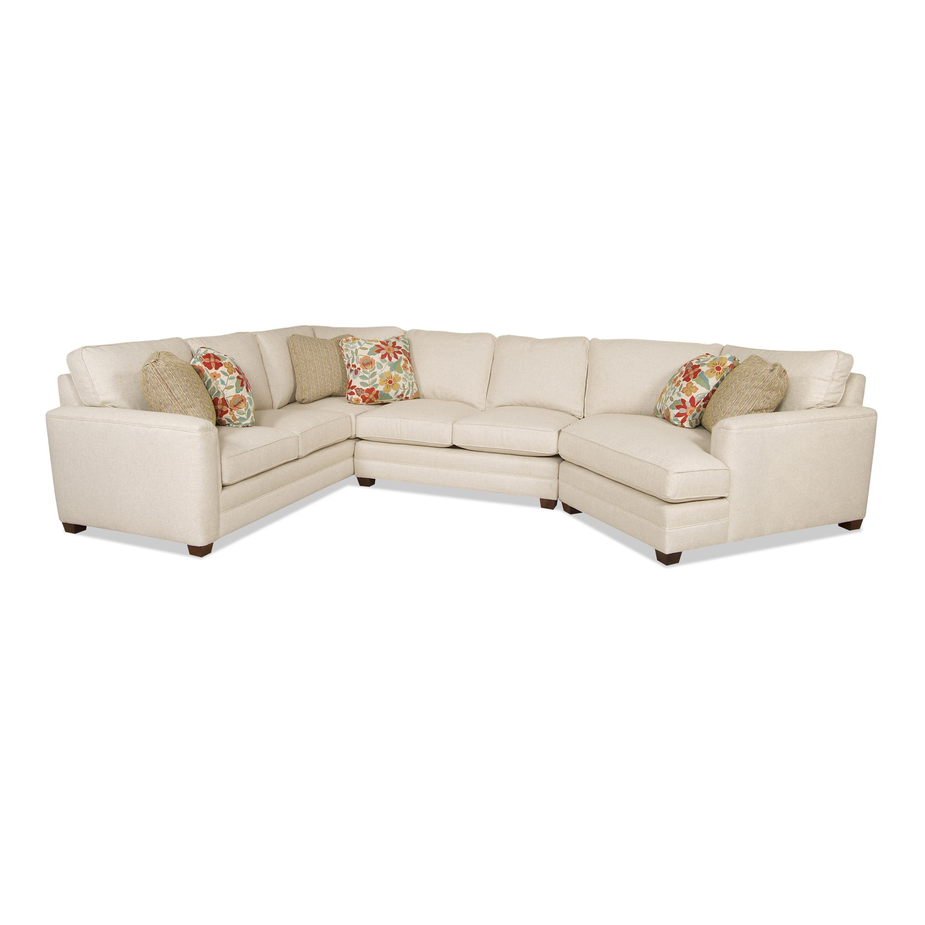 Sam Moore Raleigh Transitional Sectional Sofa – Ahfa – Sofa Regarding Favorite Raleigh Sectional Sofas (View 12 of 15)