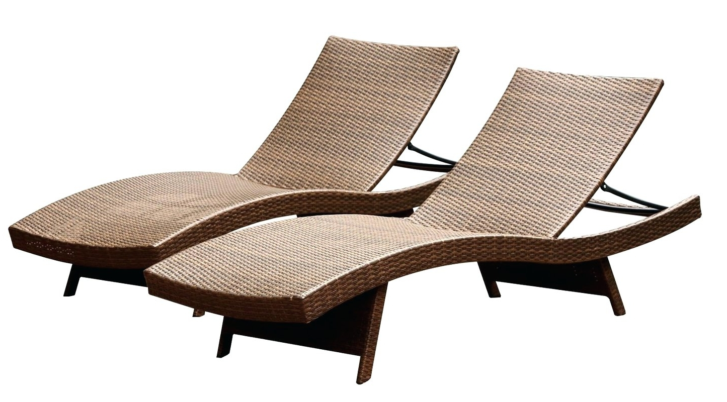 Sam's Club Outdoor Chaise Lounge Chairs Intended For Latest Outdoor Chaise Lounge Chairs Sam's Club • Lounge Chairs Ideas (View 2 of 15)