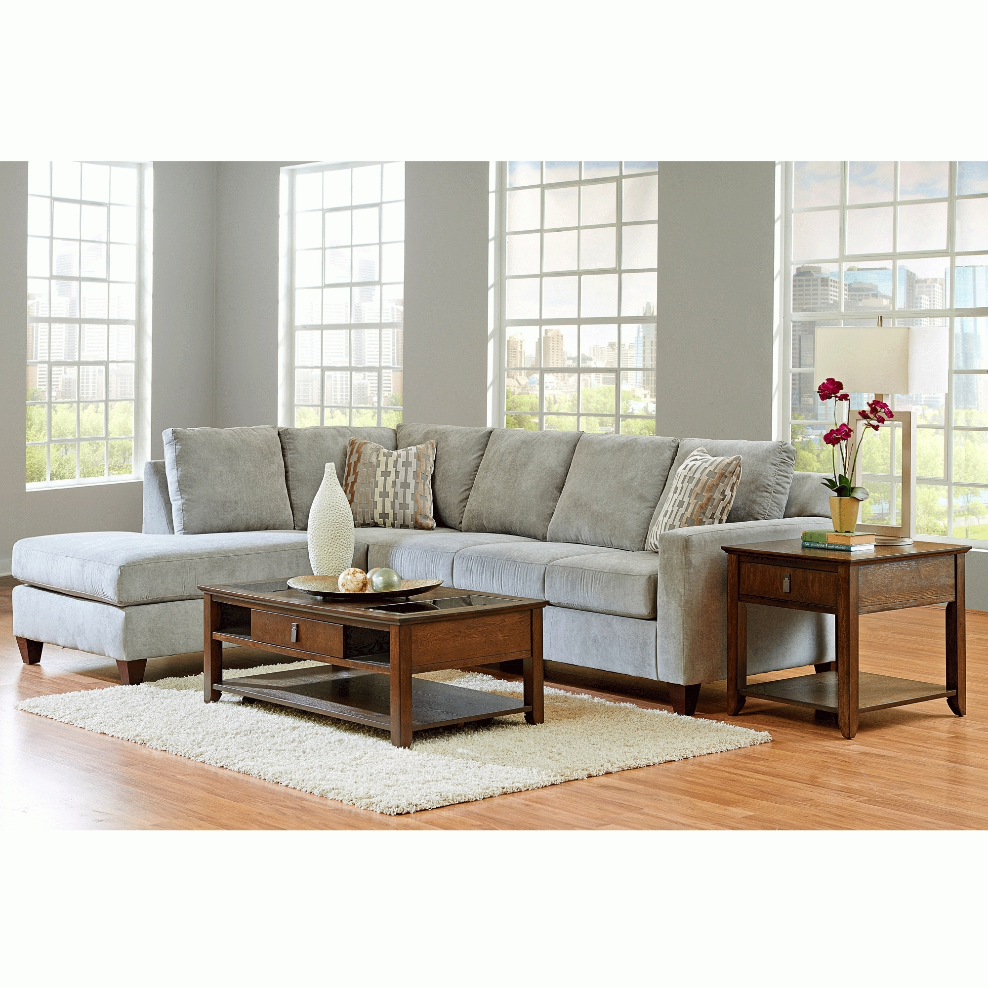 Sectional Couches – Bernie & Phyl's Furniture (View 14 of 15)