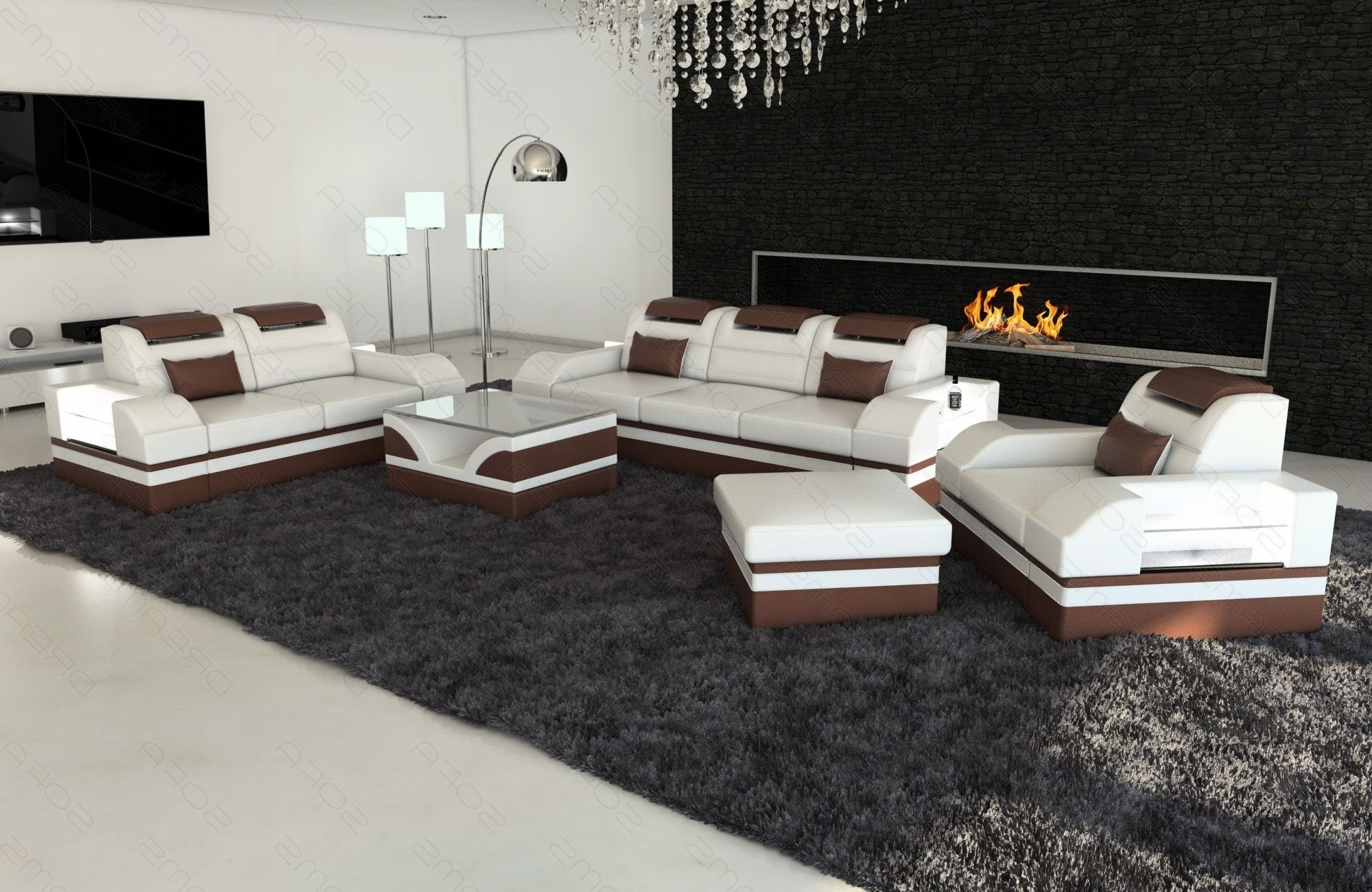 Sectional Sofa 2 3 1 San Francisco Led Within Widely Used San Francisco Sectional Sofas (View 11 of 15)