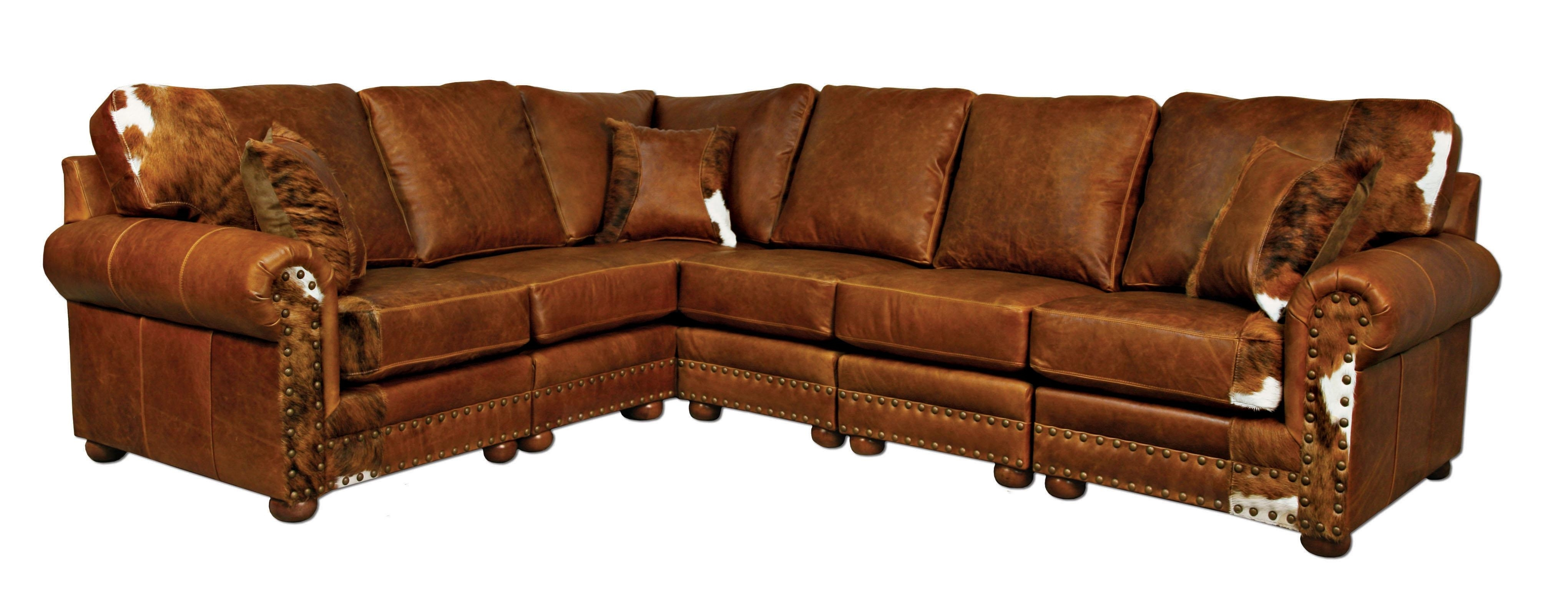 Sectional Sofa Design: Amazing Western Sectional Sofa Western Throughout Most Up To Date Western Style Sectional Sofas (View 5 of 15)