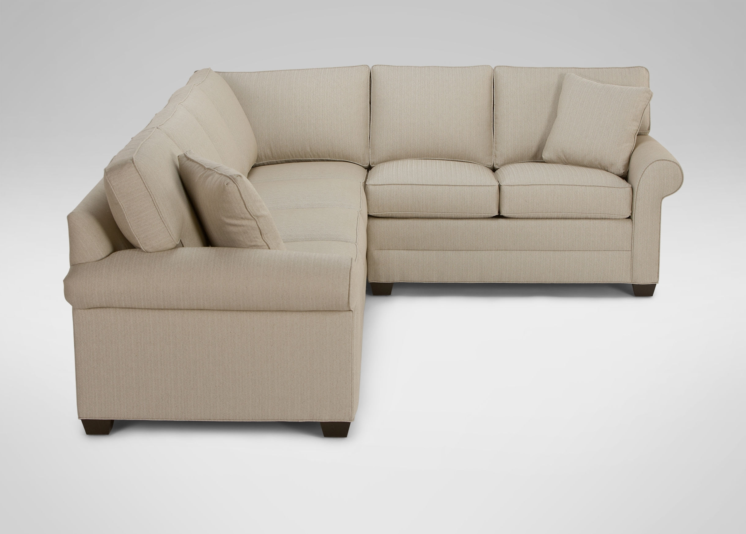 Sectional Sofa Design: Best Ethan Allen Sectional Sofa Ever Ethan With Regard To Trendy Sectional Sofas At Ethan Allen (View 9 of 15)