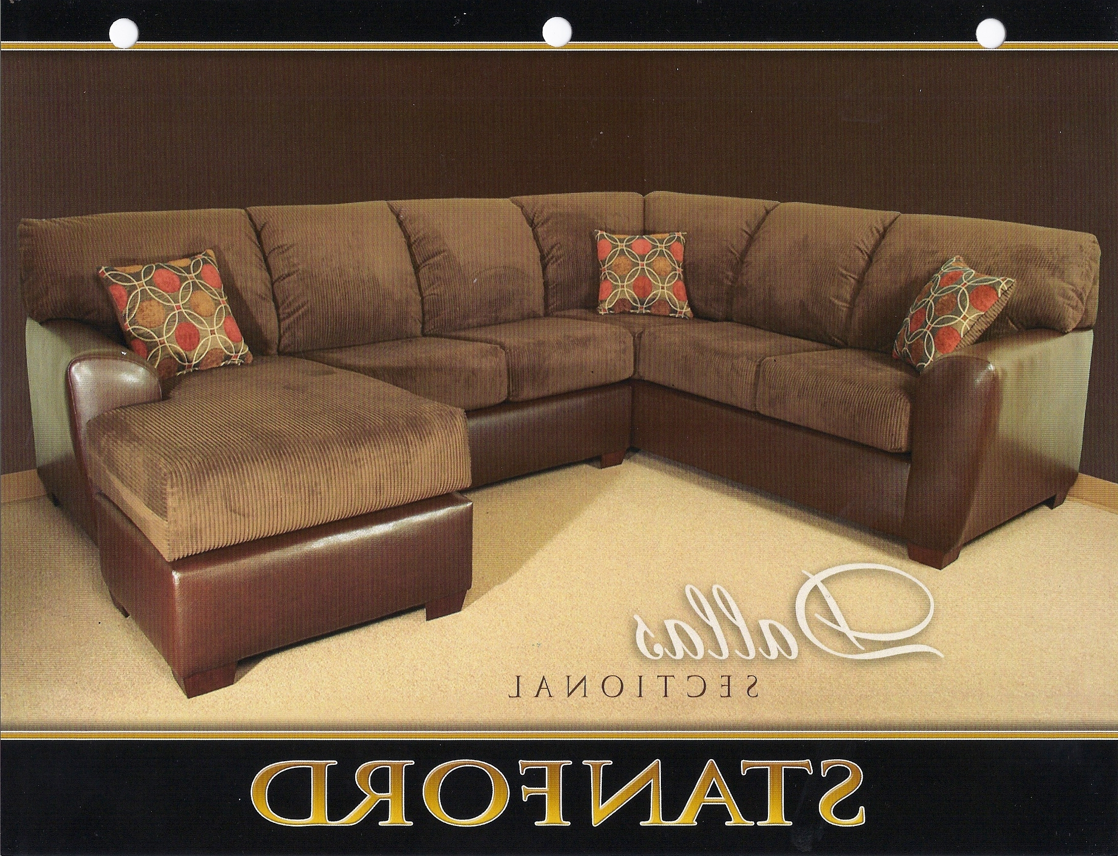 Sectional Sofa Design: Comfort Sectional Sofas Dallas Dallas In Preferred Dallas Sectional Sofas (View 4 of 15)