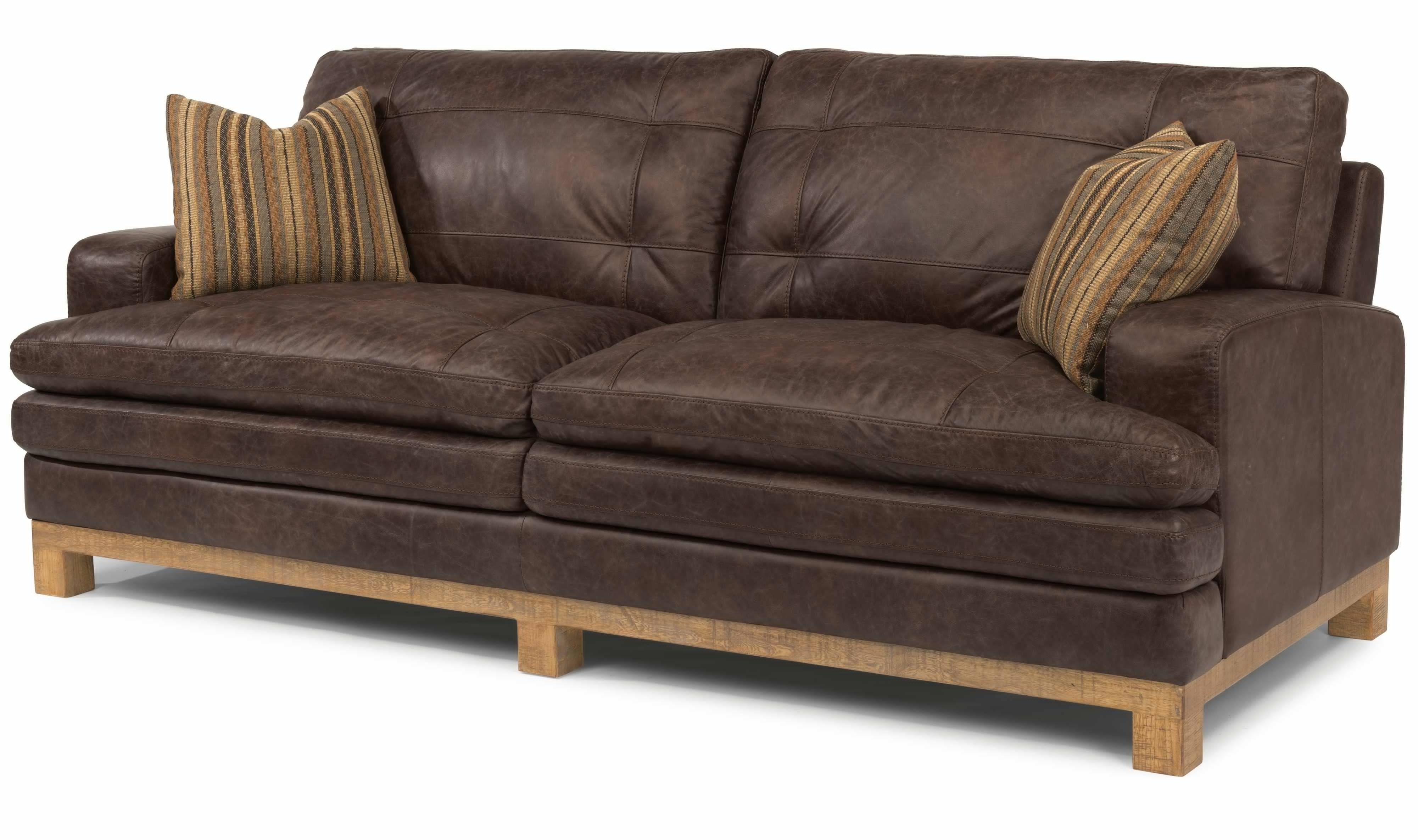 Sectional Sofa Design: Full Grain Leather Sectional Sofa In Most Recently Released Full Grain Leather Sofas (View 5 of 15)