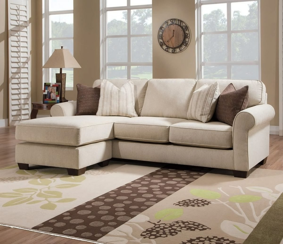 Sectional Sofa Design: Sectional Sofas Small Spaces Armless In Favorite Inexpensive Sectional Sofas For Small Spaces (View 6 of 15)