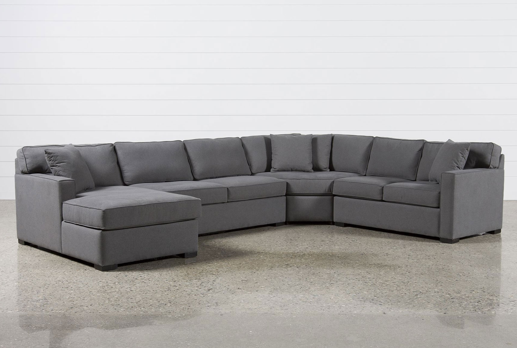 Sectional Sofa: Recommended 45 Degree Sectional Sofa 135 Degree With Regard To Trendy Everett Wa Sectional Sofas (View 12 of 15)