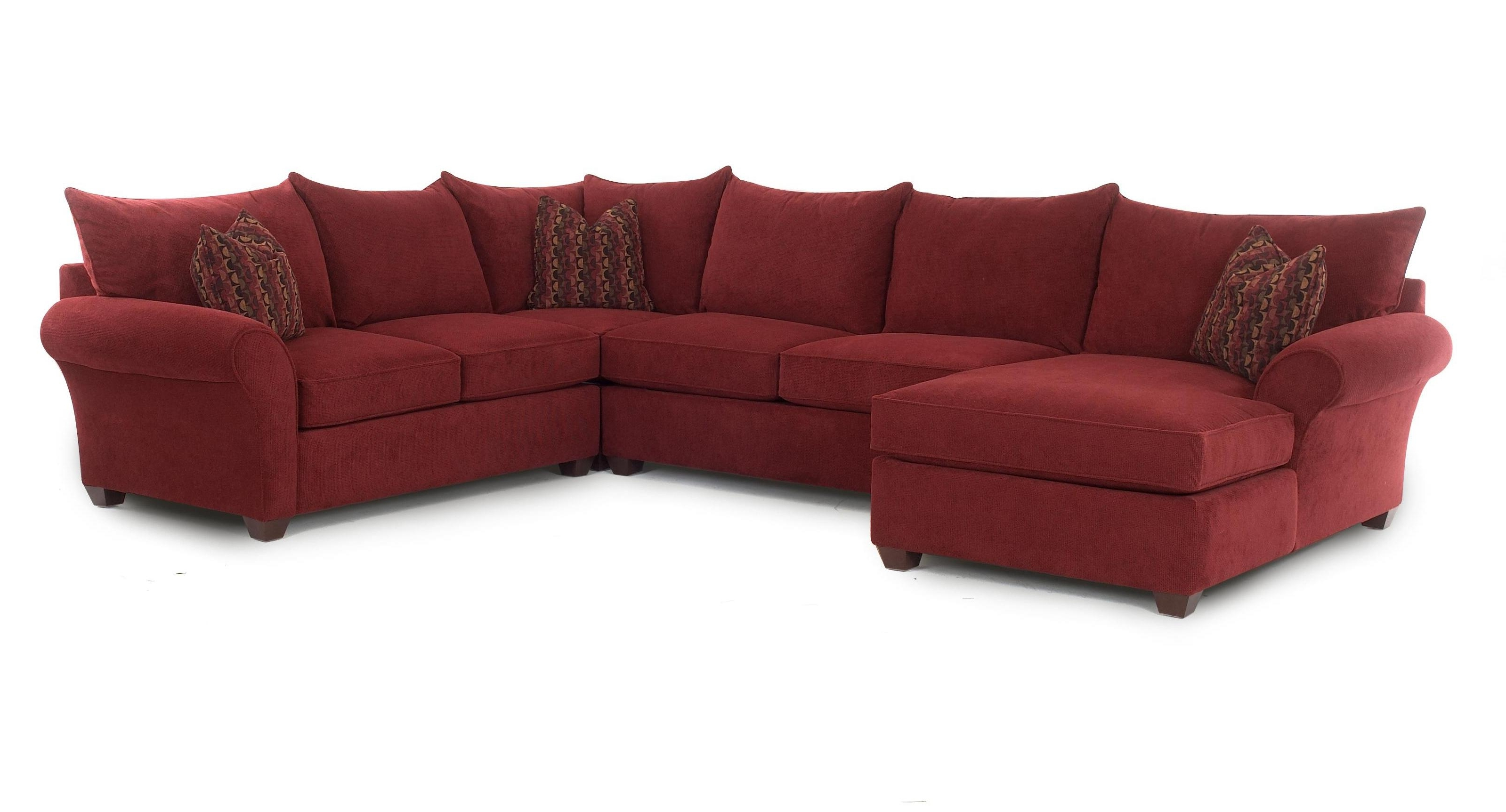 Sectional Sofa With Chaiseklaussner (View 11 of 15)