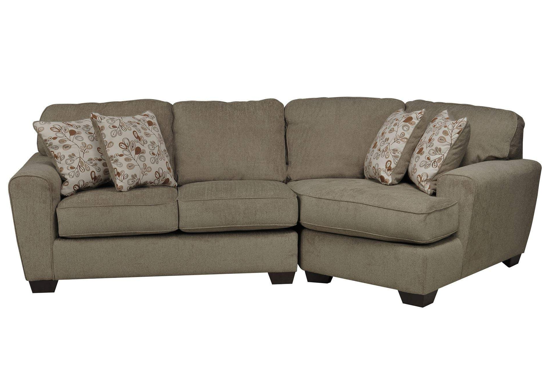 Sectional Sofa With Cuddler Chaise – Nrhcares With Most Popular Sectional Sofas With Cuddler Chaise (View 15 of 15)