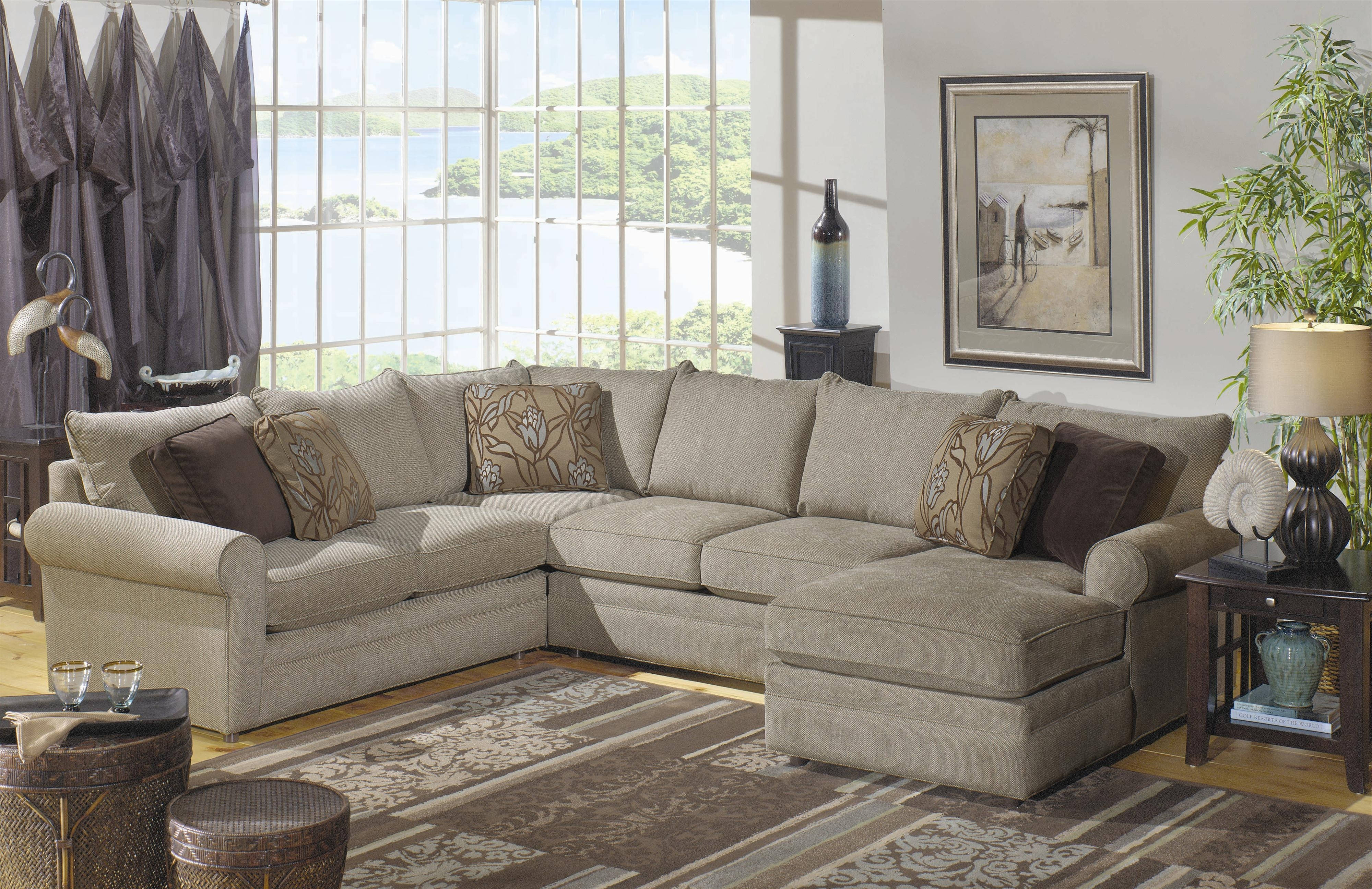 Sectional Sofa With Left Side Chaise (View 9 of 15)