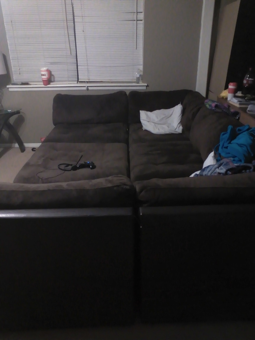 Sectional Sofas At Aarons Regarding 2018 Top Complaints And Reviews About Aaron Rents I Live With Some (View 4 of 15)