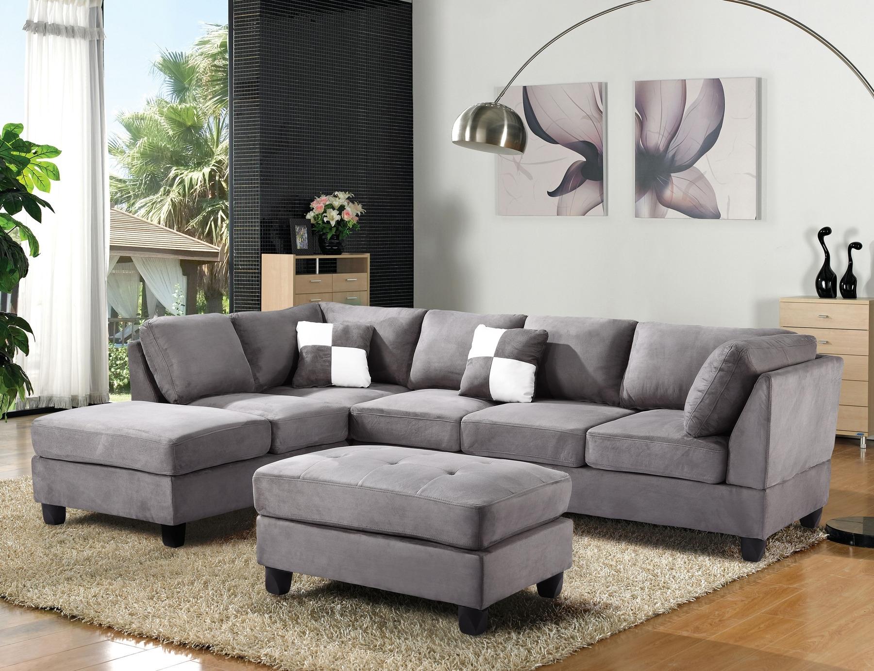 Sectional Sofas At Ashley Furniture For Fashionable Sofa : Signature Designashley Toletta Chocolate Sectional Sofa (View 12 of 15)