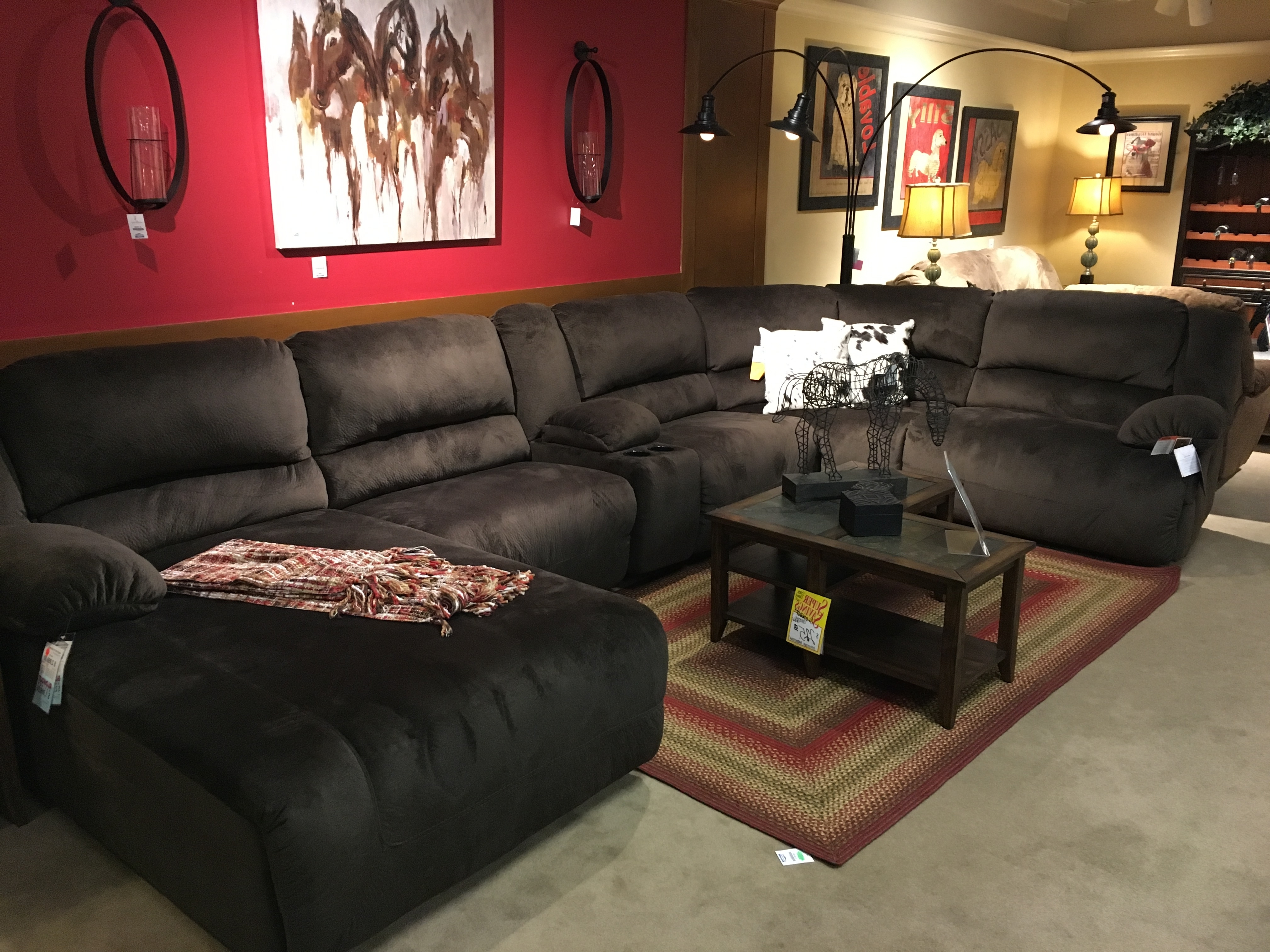 Featured Photo of Sectional Sofas At Bad Boy