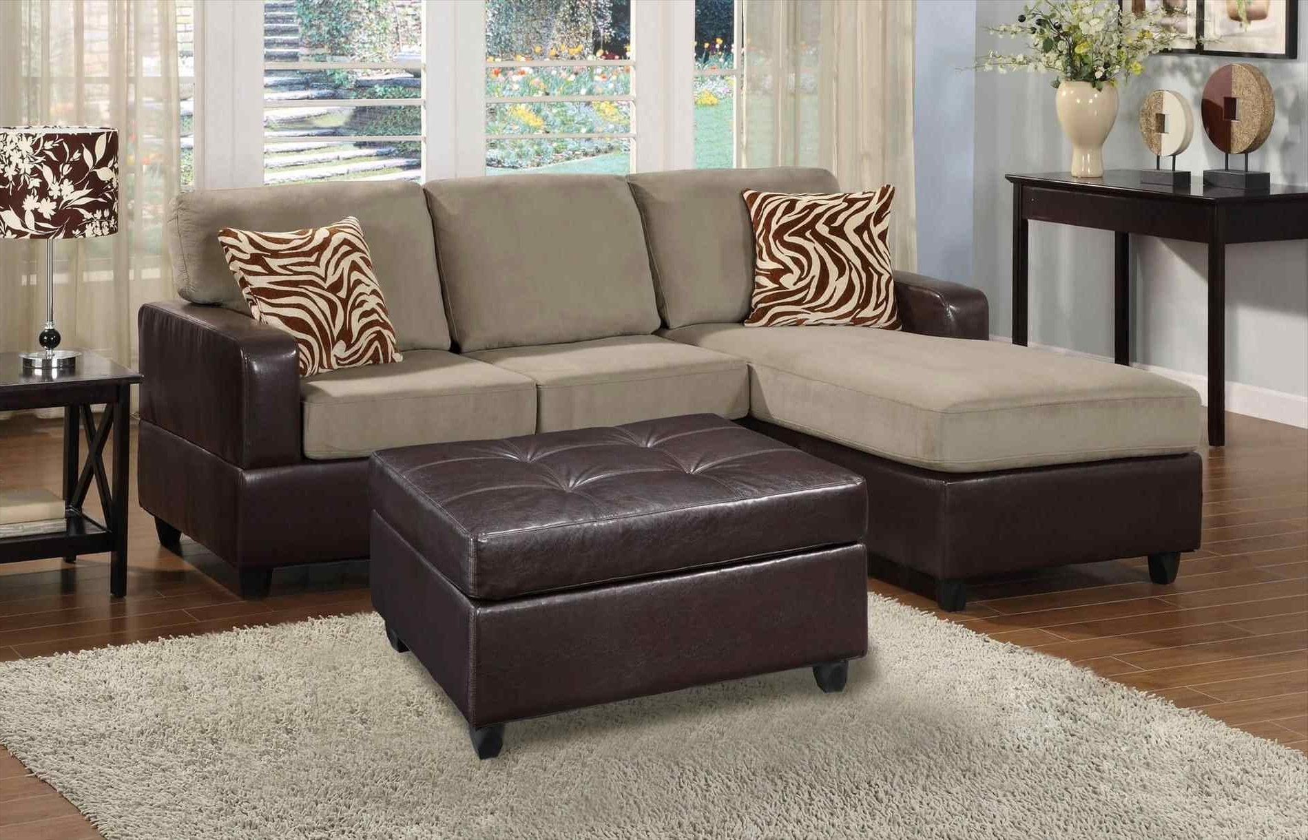 Sectional Sofas At Bad Boy With Regard To 2017 Couch : Ottomans Wrap Around Couch Unusual Design Large Sectional (View 12 of 15)