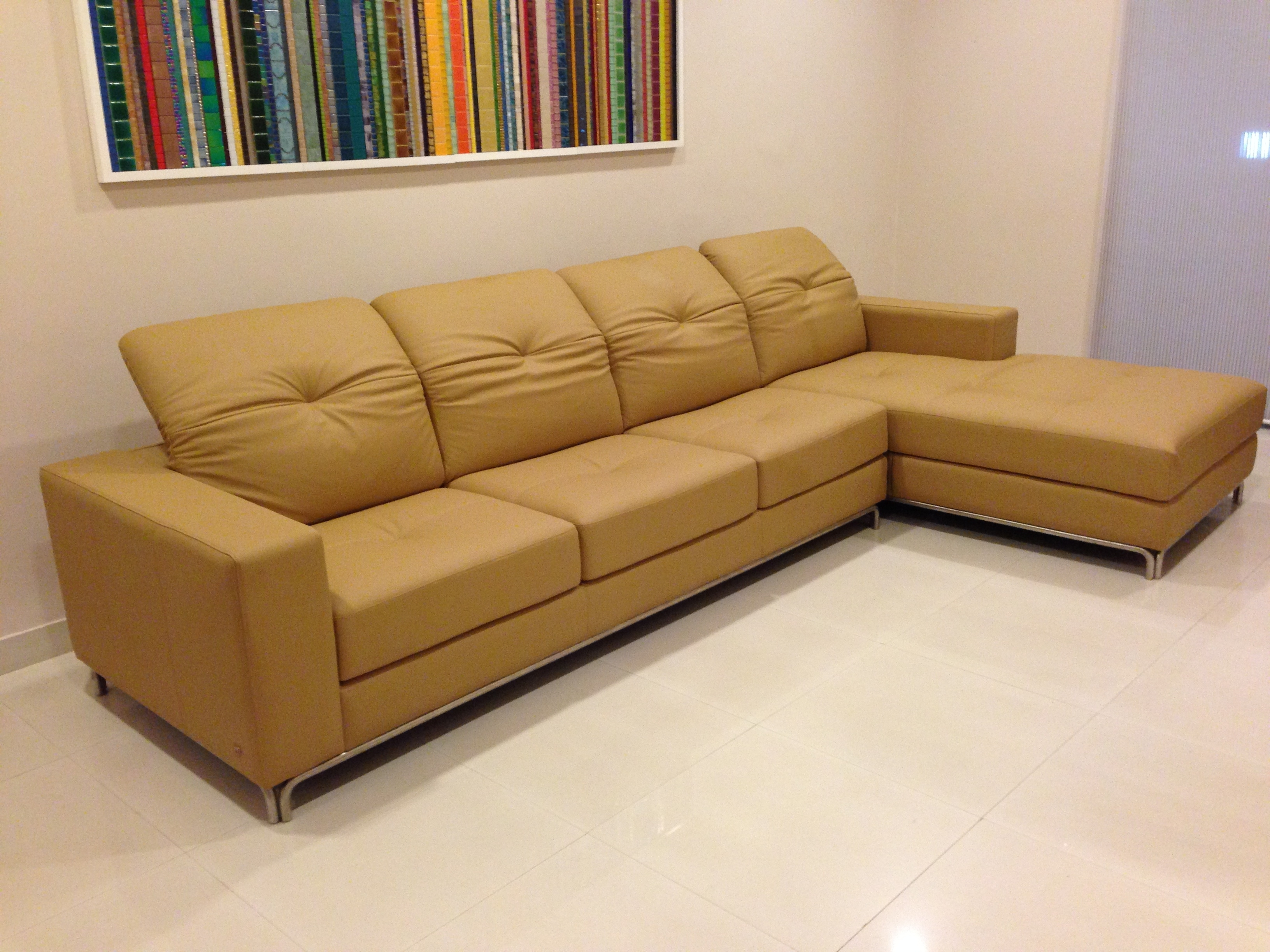 Sectional Sofas At Bangalore Pertaining To Widely Used Karlsson Leather: Custom Leather Sofas, Recliners, Car Seat Covers (View 13 of 15)