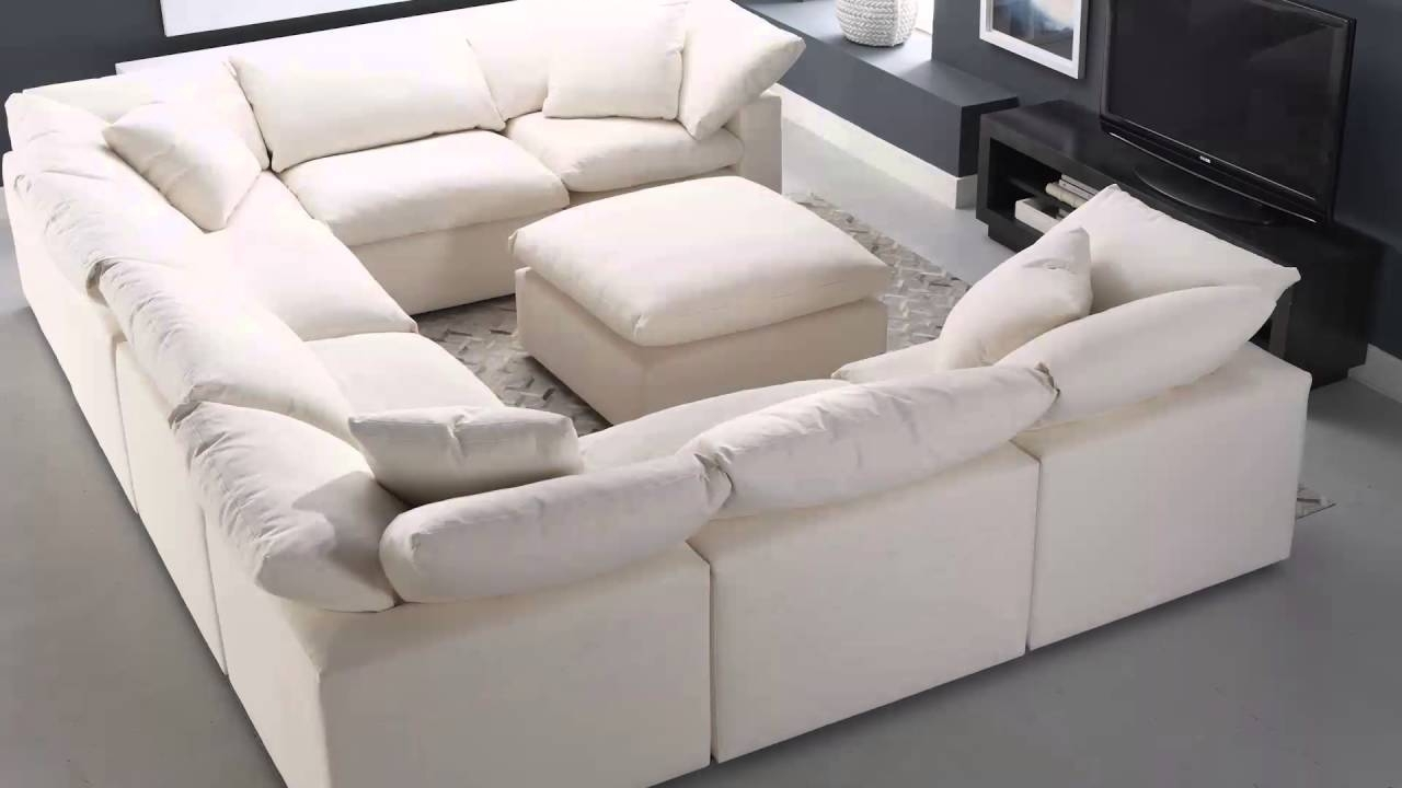 Sectional Sofas At Bassett Intended For Most Recently Released Envelop Sectionalbassett Furniture – Youtube (View 15 of 15)