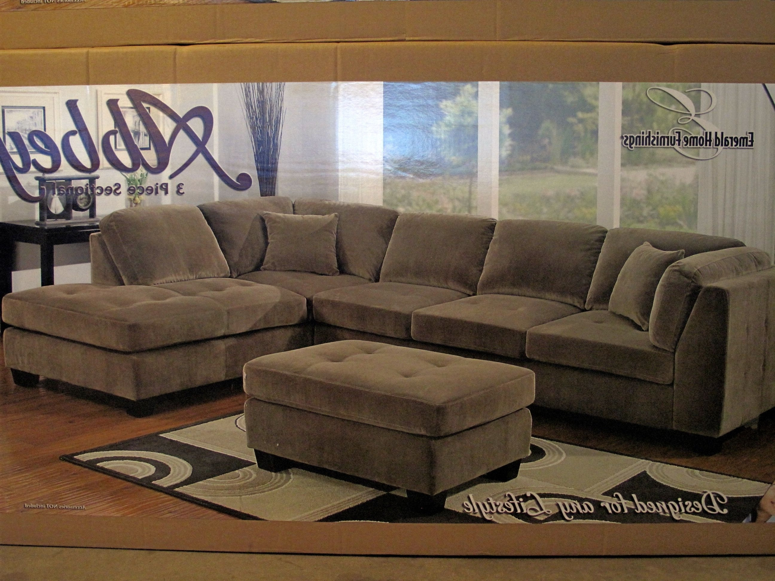 Sectional Sofas At Costco Regarding Most Recently Released This Sectional Is Currently At Costco 07/11 (In The Warehouse (View 12 of 15)