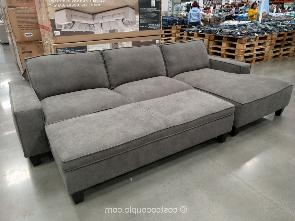 Sectional Sofas At Costco With Most Current Costco Sectional Sleeper Sofa – Tanningworldexpo (View 14 of 15)