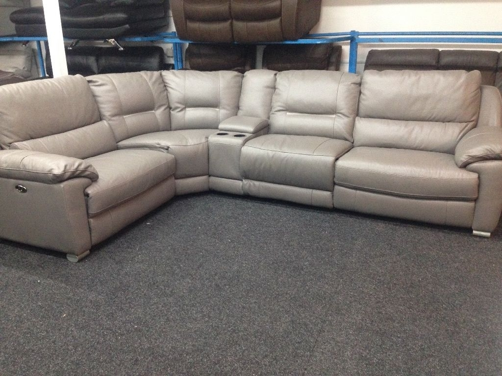 Sectional Sofas At Lazy Boy In Famous Sofa : How To Clean Lazy Boy Leather Sofa Lazy Boy Dexter Leather (View 14 of 15)