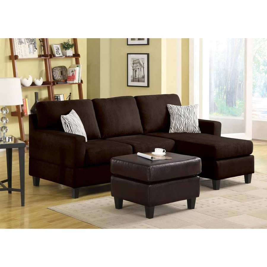 Sectional Sofas At Walmart With 2017 Ashley Furniture Alliston 2 Piece Leather Sectional Sofa In (View 6 of 15)