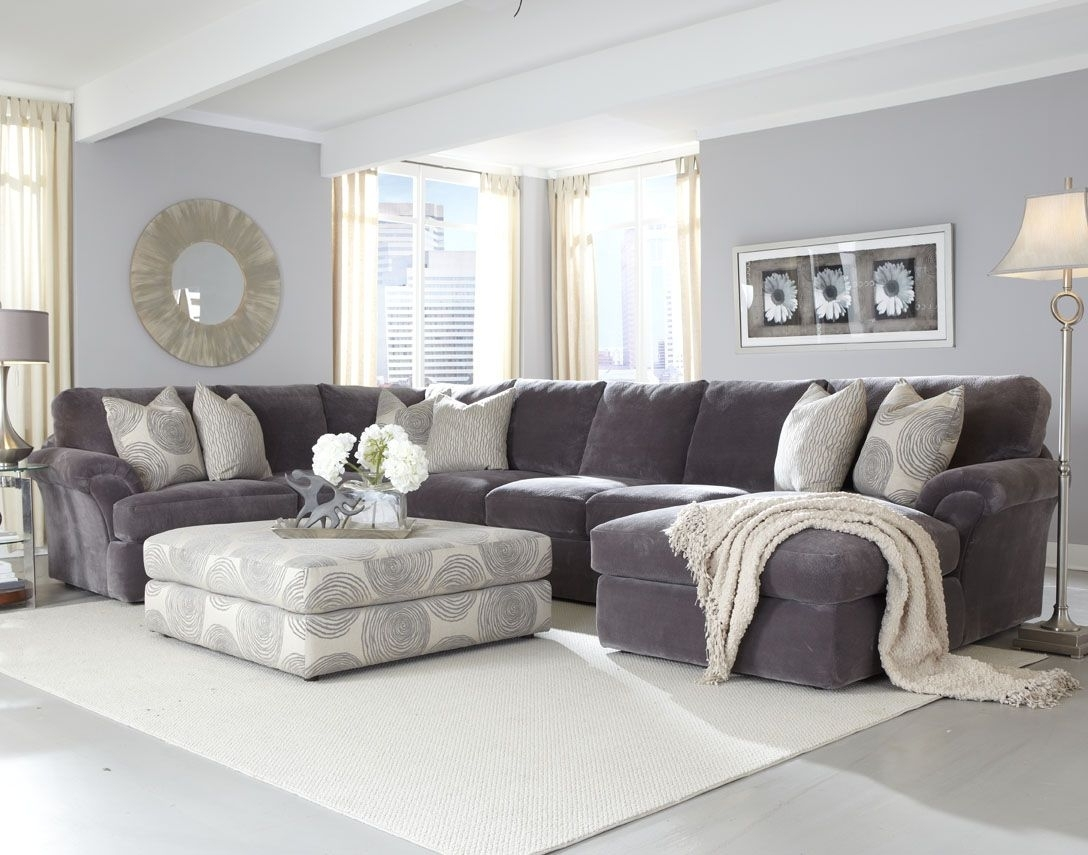 Sectional Sofas Decorating With Regard To 2017 Depiction Of Affordable Sectional Couches For Cozy Living Room (View 4 of 15)