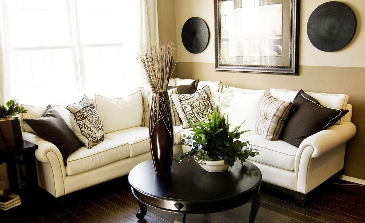 Sectional Sofas For Small Living Rooms Throughout 2017 Livingroom : Small Living Room Ideas With Sectional Sofa (View 8 of 15)