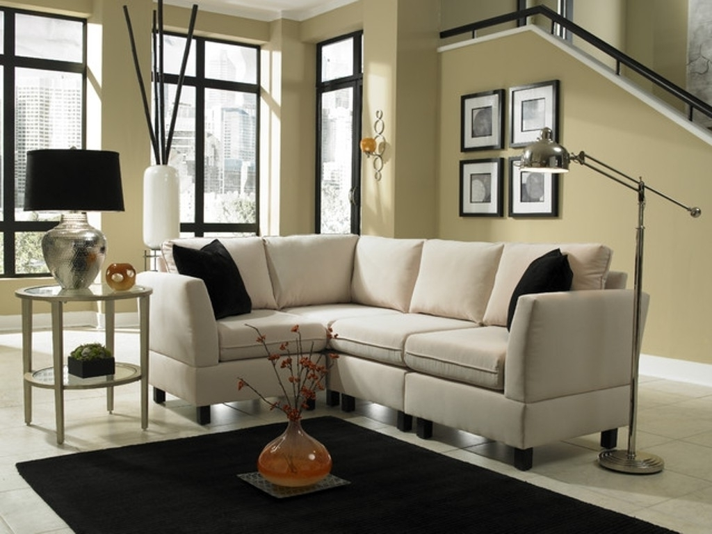 Sectional Sofas For Small Spaces With Regard To Favorite Small Living Room Sectional Ideas Couches For Small Spaces Living (View 11 of 15)