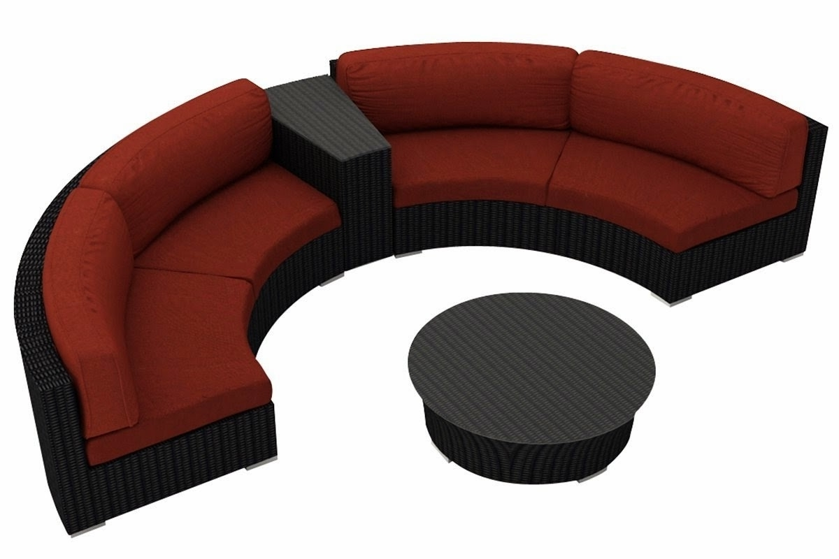 Sectional Sofas In Canada Intended For Well Known Stylish Round Sectional Sofa Canada – Mediasupload (View 13 of 15)