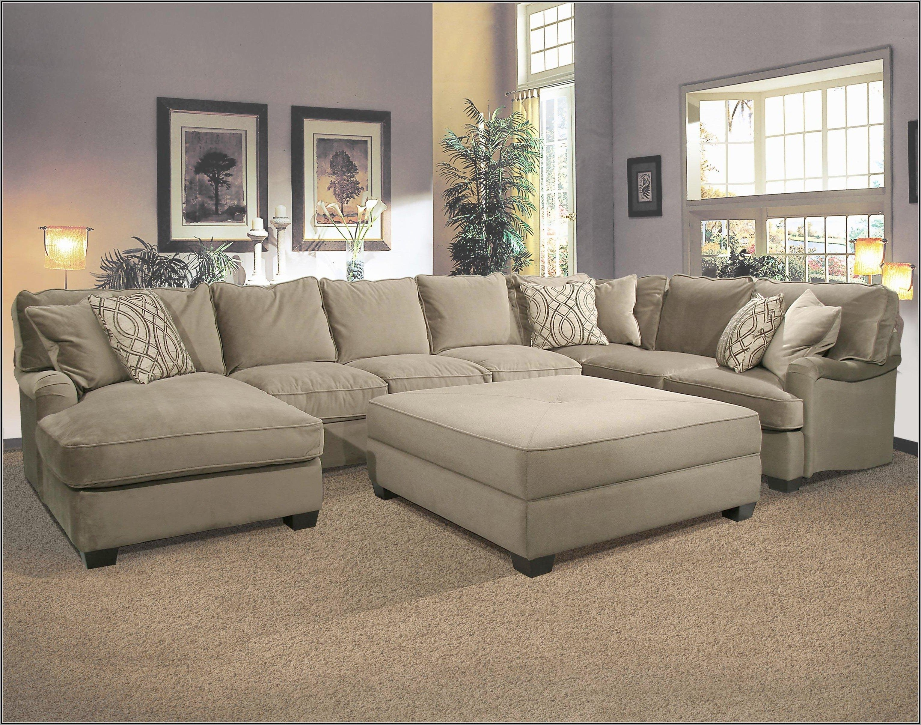 Sectional Sofas That Can Be Rearranged Within 2018 Sofa : Deep Seated Sectional New Sectional Sofa With Ottoman Deep (View 13 of 15)